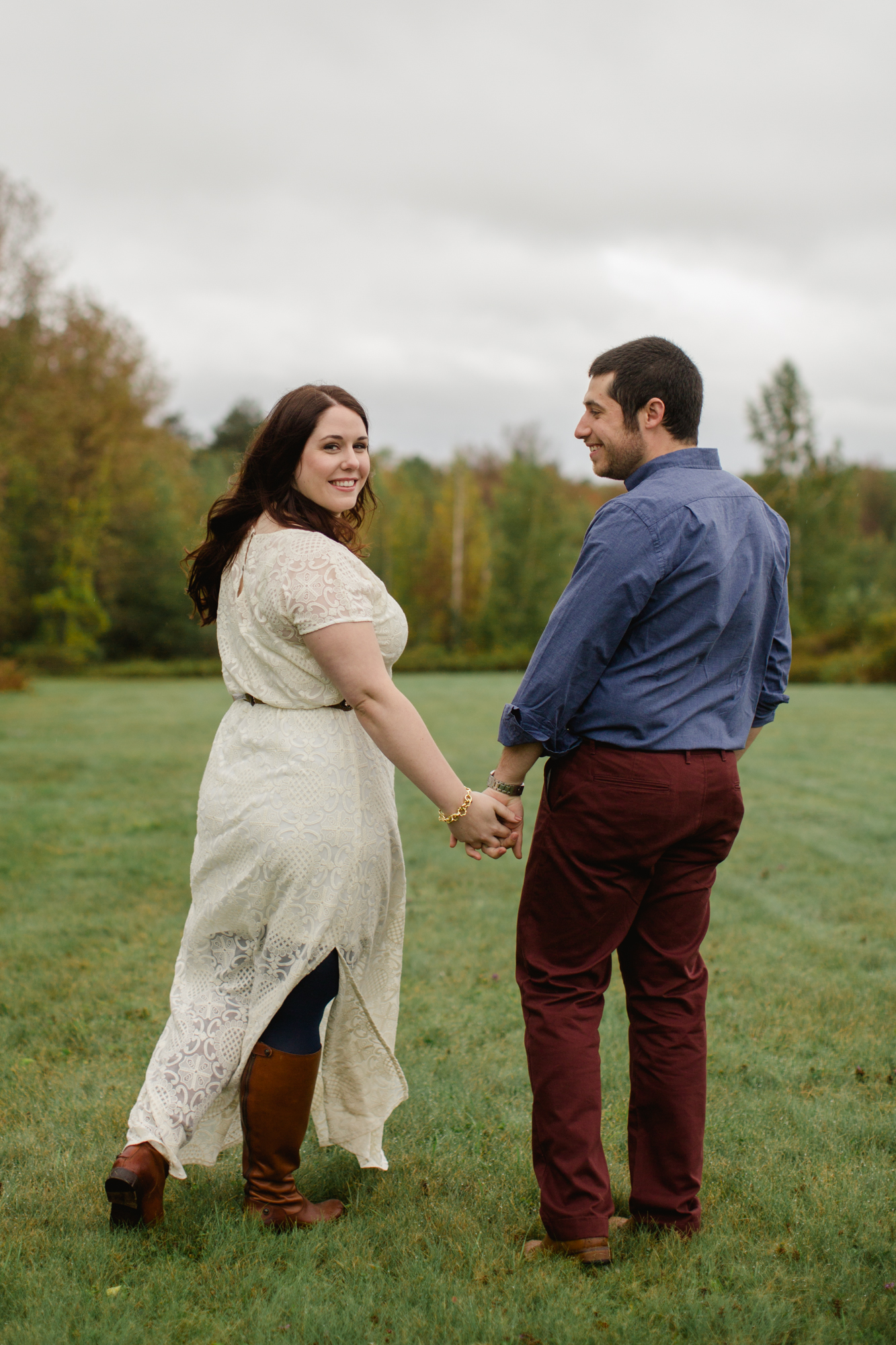 Scranton Wedding Photographers Fall Engagement Session Jordan DeNike-8.jpg