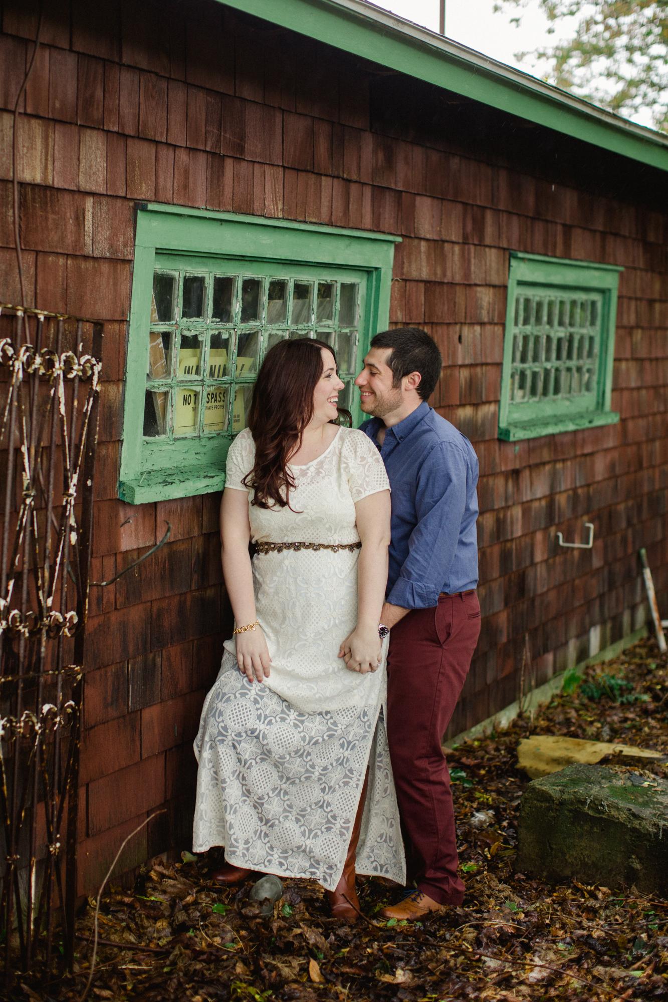 Scranton Wedding Photographers Fall Engagement Session Jordan DeNike-20.jpg