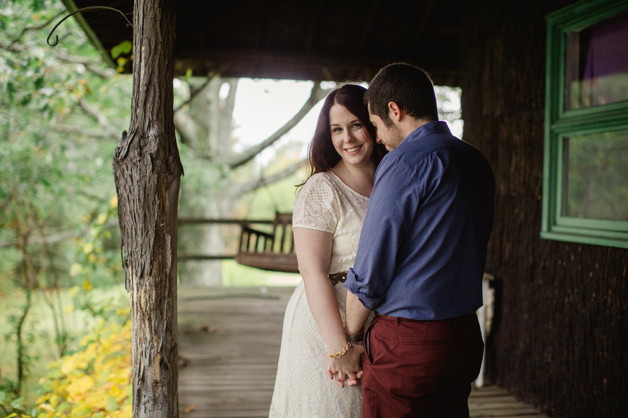 Scranton Wedding Photographers Fall Engagement Session Jordan DeNike-40.jpg