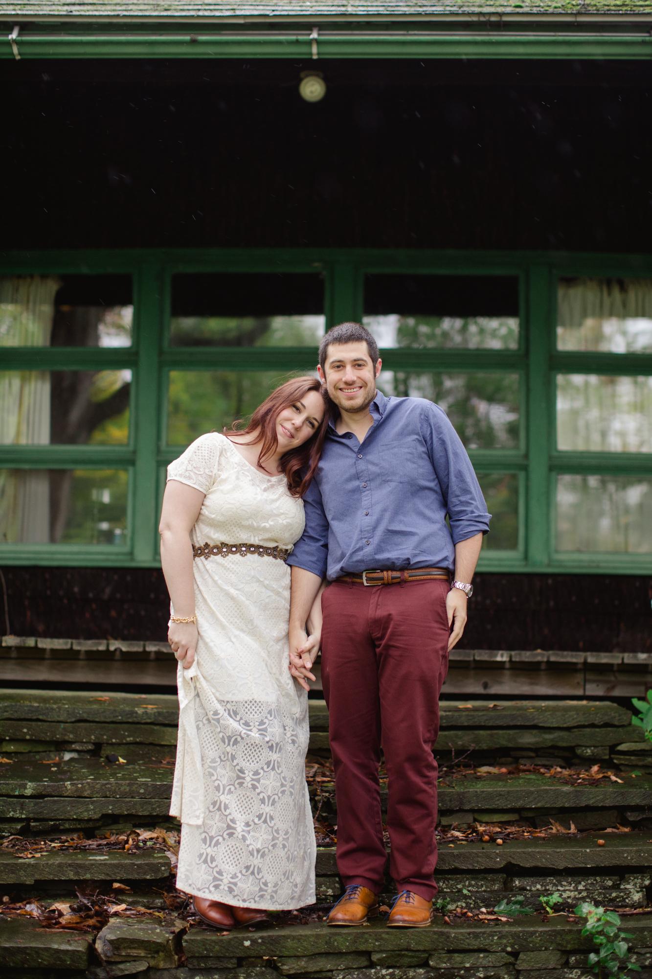 Scranton Wedding Photographers Fall Engagement Session Jordan DeNike-58.jpg