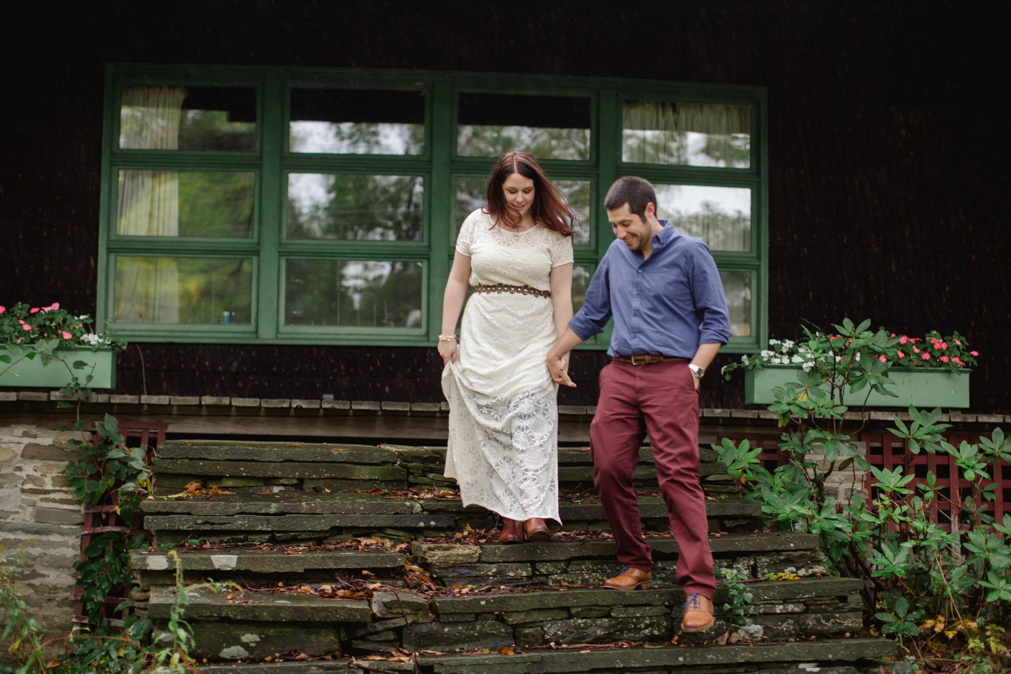 Scranton Wedding Photographers Fall Engagement Session Jordan DeNike-61.jpg