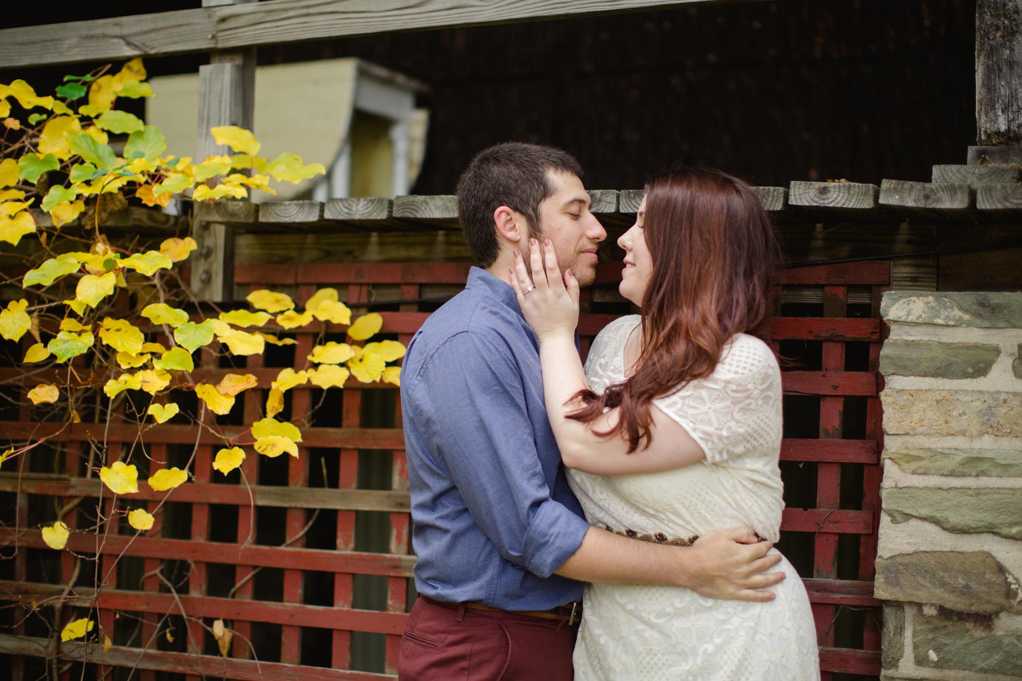 Scranton Wedding Photographers Fall Engagement Session Jordan DeNike-62.jpg