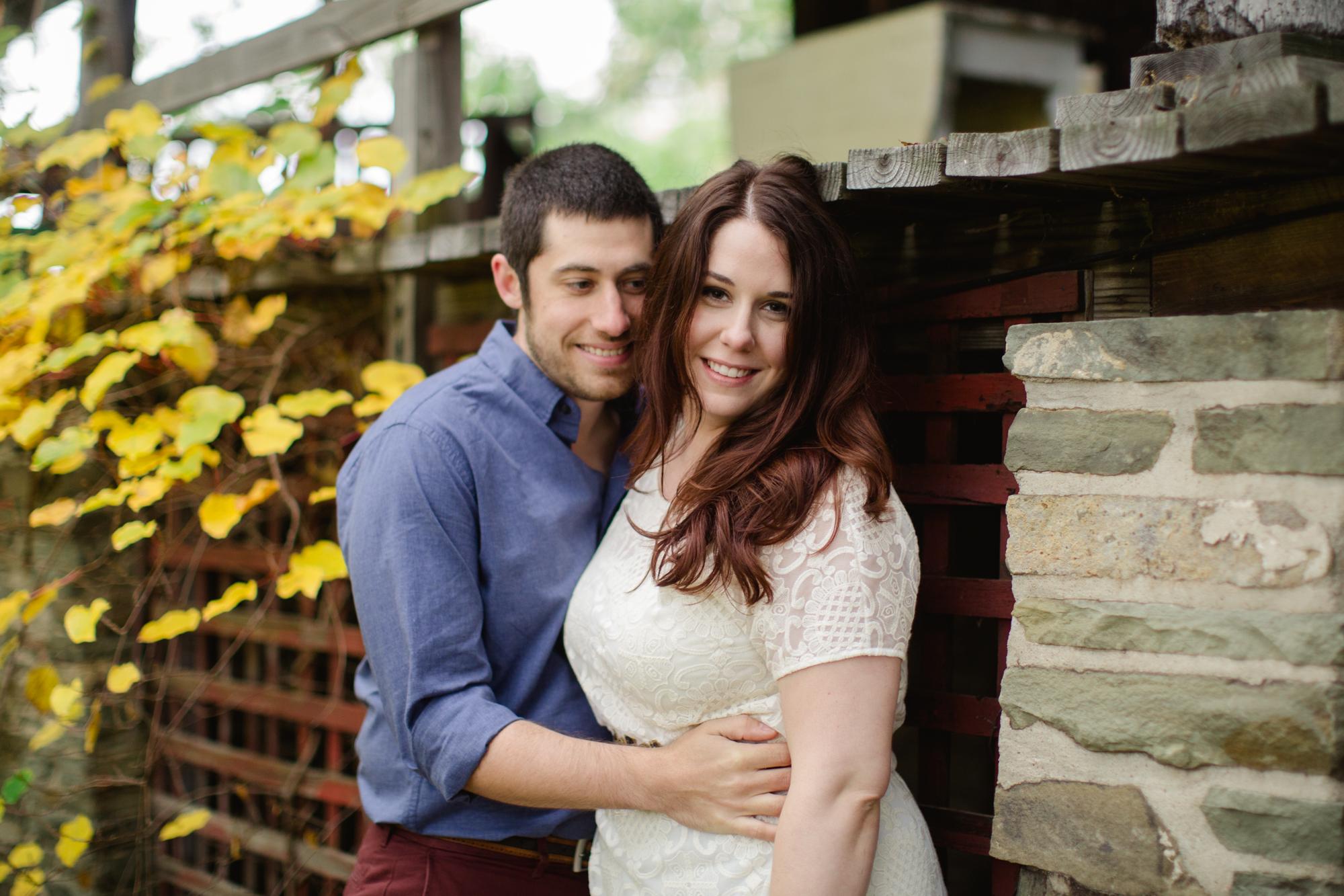 Scranton Wedding Photographers Fall Engagement Session Jordan DeNike-63.jpg