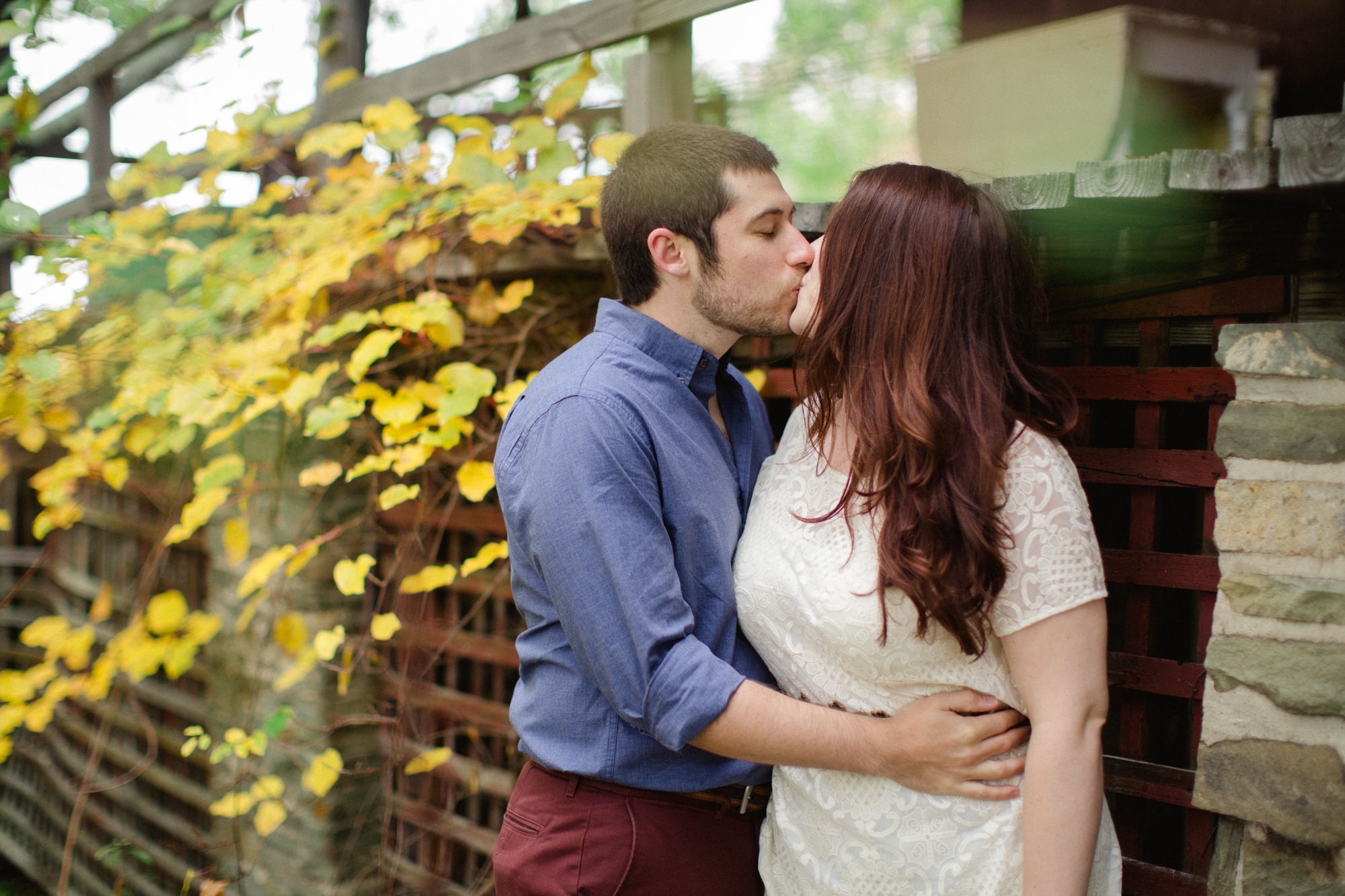 Scranton Wedding Photographers Fall Engagement Session Jordan DeNike-64.jpg