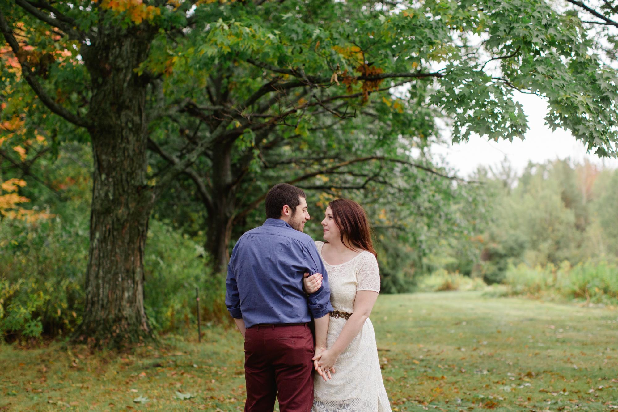 Scranton Wedding Photographers Fall Engagement Session Jordan DeNike-76.jpg