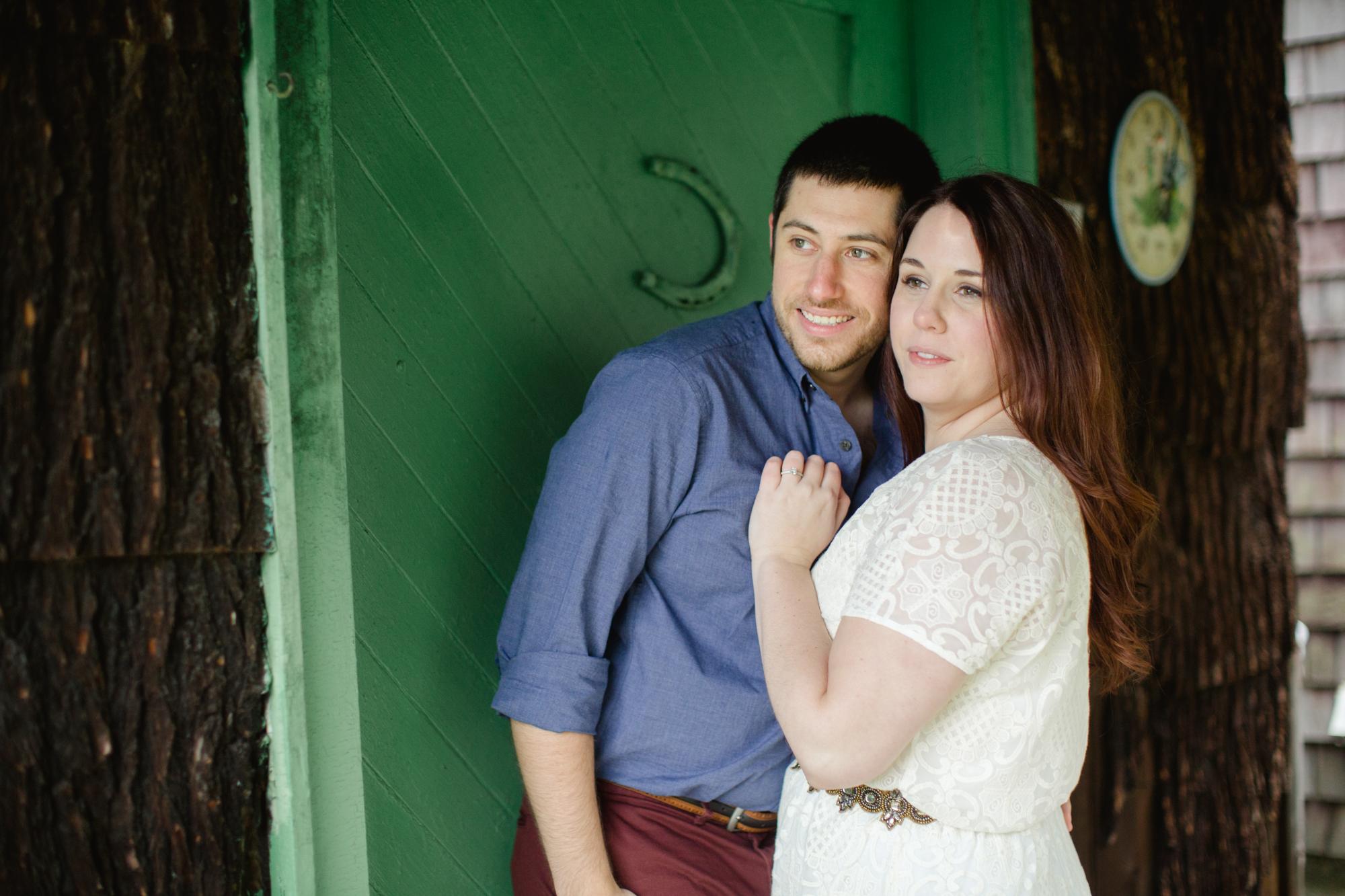 Scranton Wedding Photographers Fall Engagement Session Jordan DeNike-91.jpg