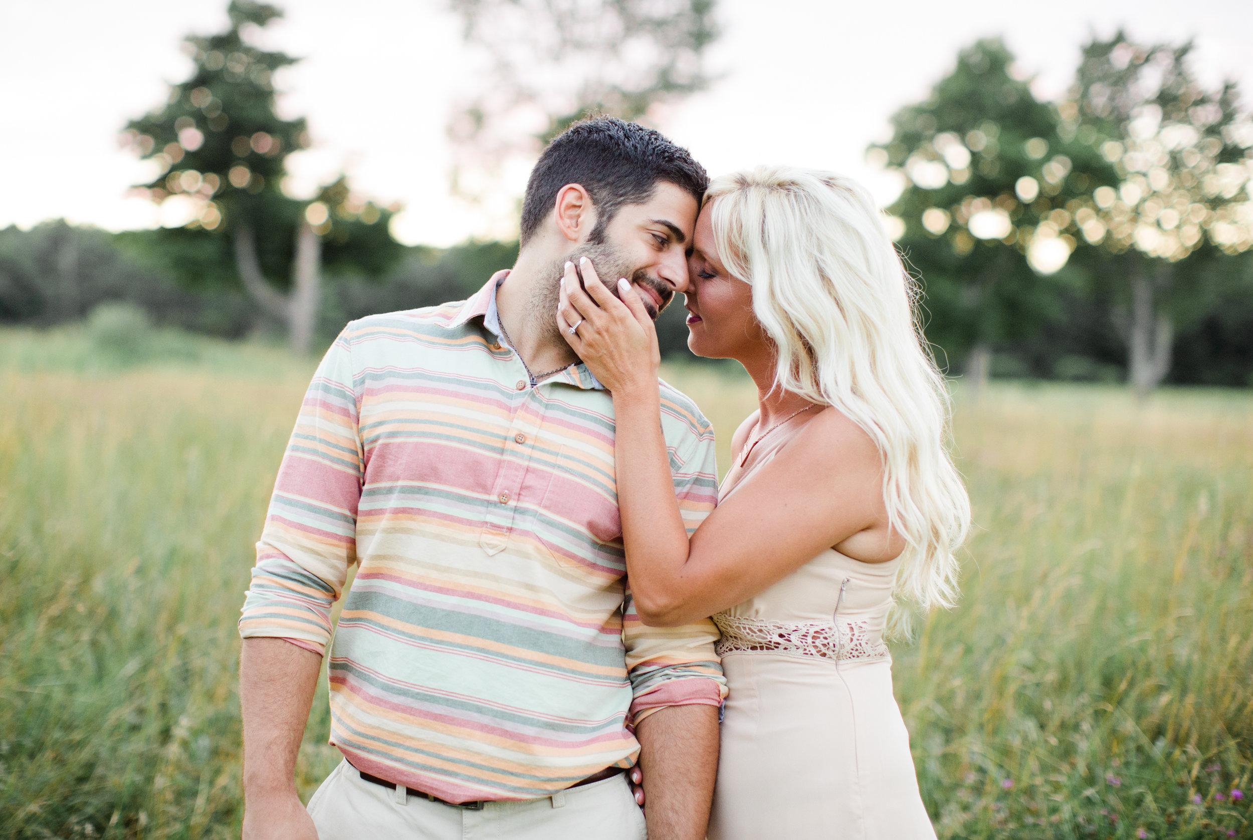 scranton pa engagement session photographers