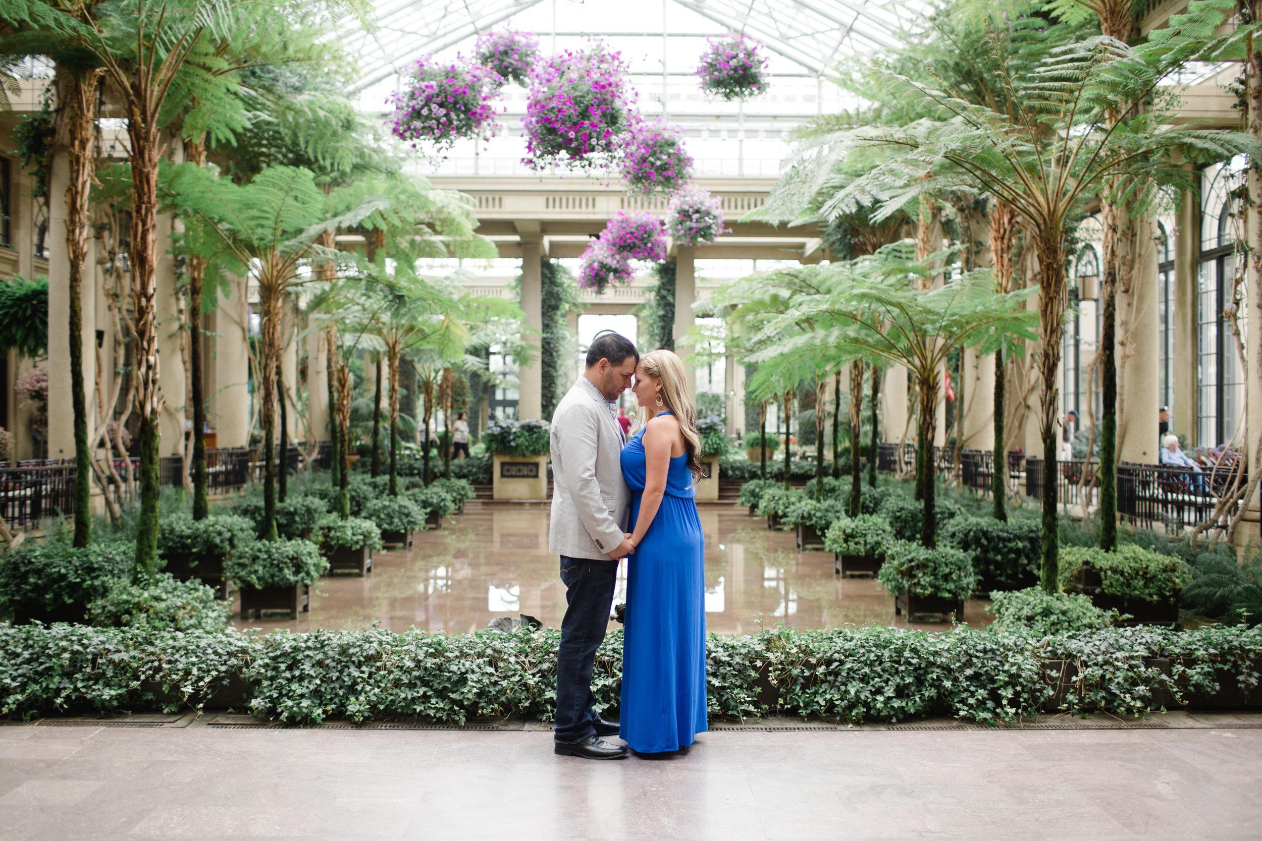 Scranton PA Wedding Longwood Gardens Engagement Photos_JDP-5005.jpg