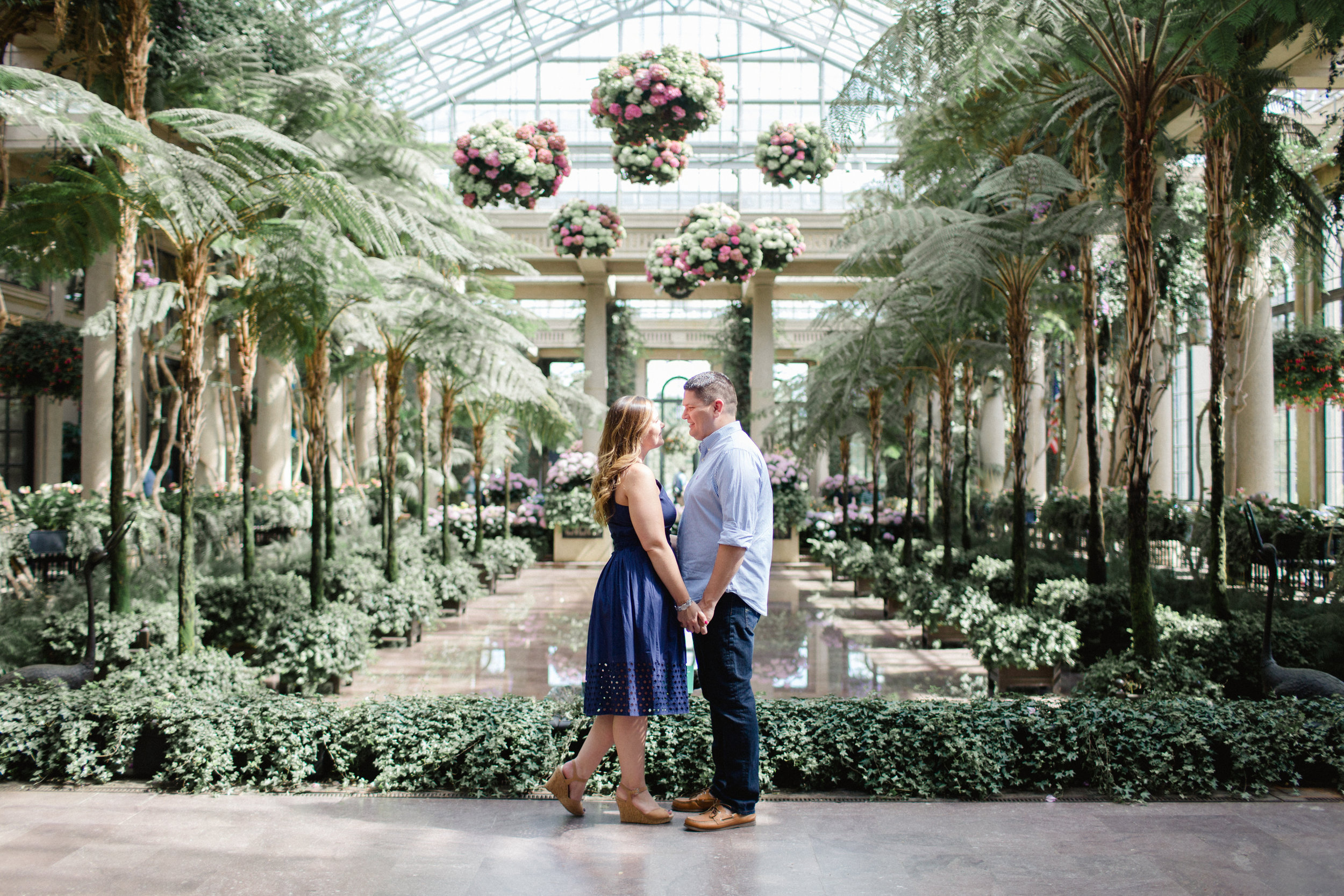 Longwood Gardens Engagement Session Photos Scranton PA Photographers Philly Photographers_JDP-2.jpg