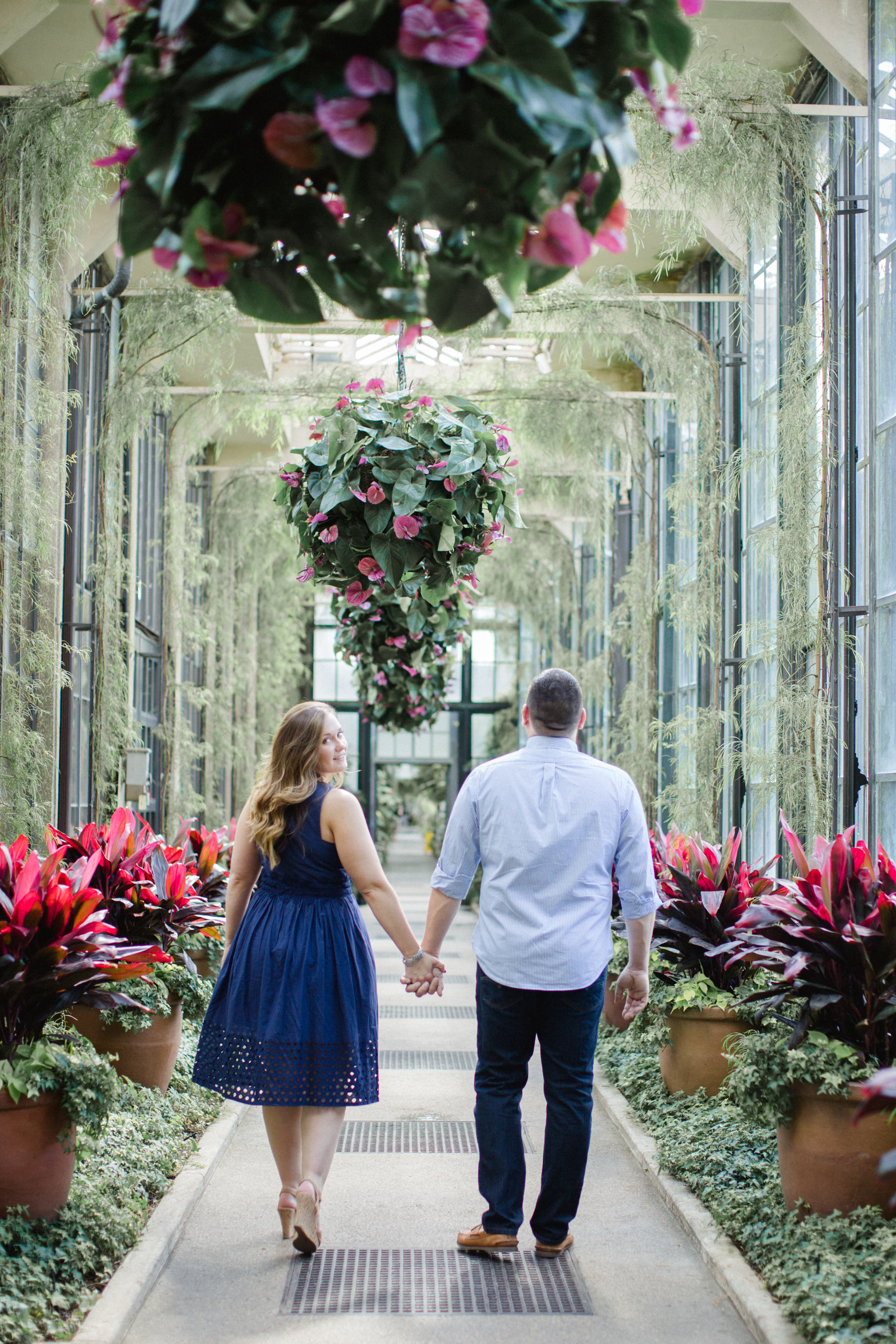 Longwood Gardens Engagement Session Photos Scranton PA Photographers Philly Photographers_JDP-6.jpg