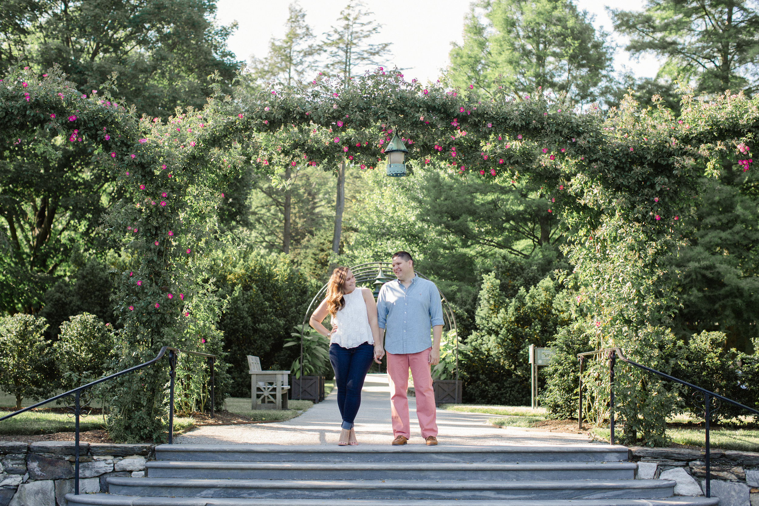 Longwood Gardens Engagement Session Photos Scranton PA Photographers Philly Photographers_JDP-55.jpg