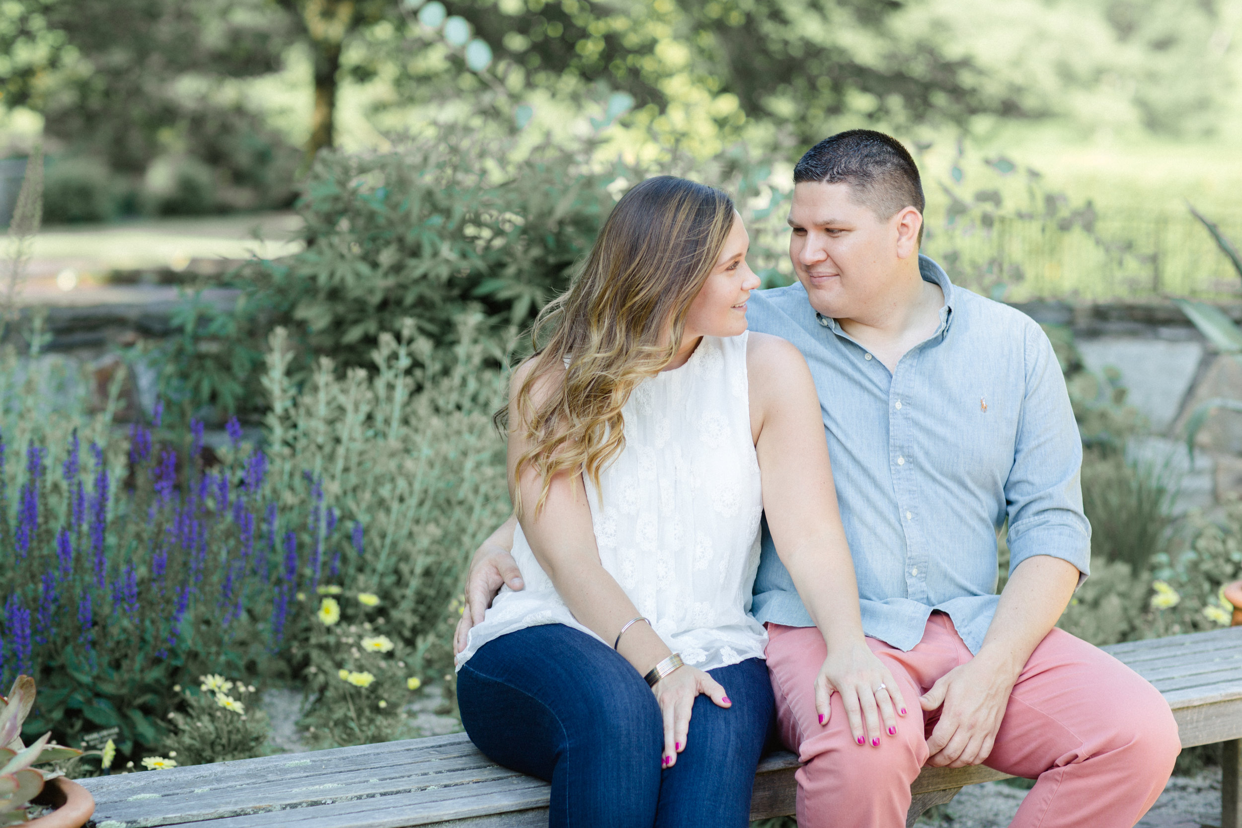 Longwood Gardens Engagement Session Photos Scranton PA Photographers Philly Photographers_JDP-57.jpg