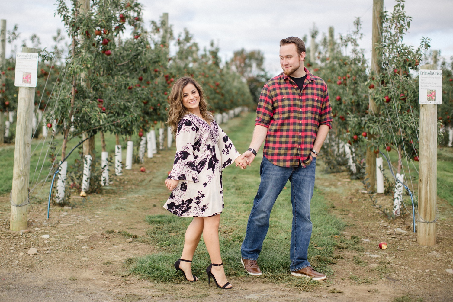 Roba's Apple Orchard Engagement Session_0025.jpg