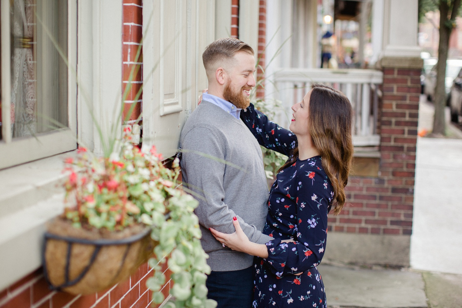 Downtown Jim Thorpe Engagement Session_0015.jpg