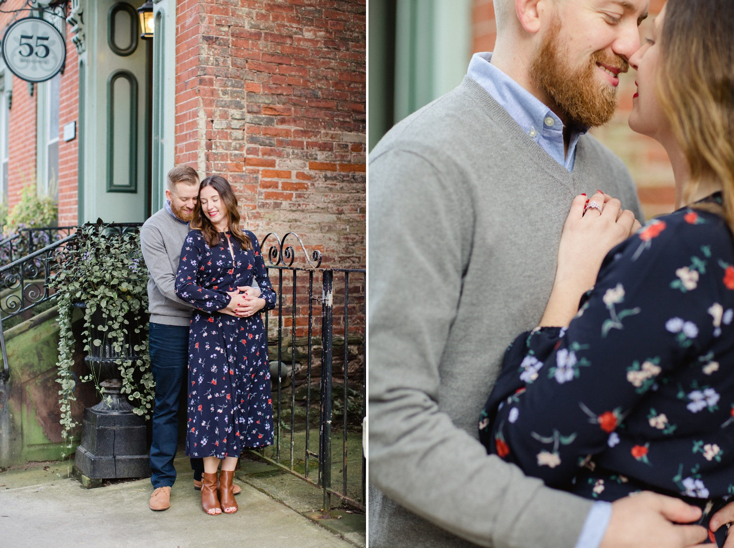 Downtown Jim Thorpe Engagement Session_0027.jpg