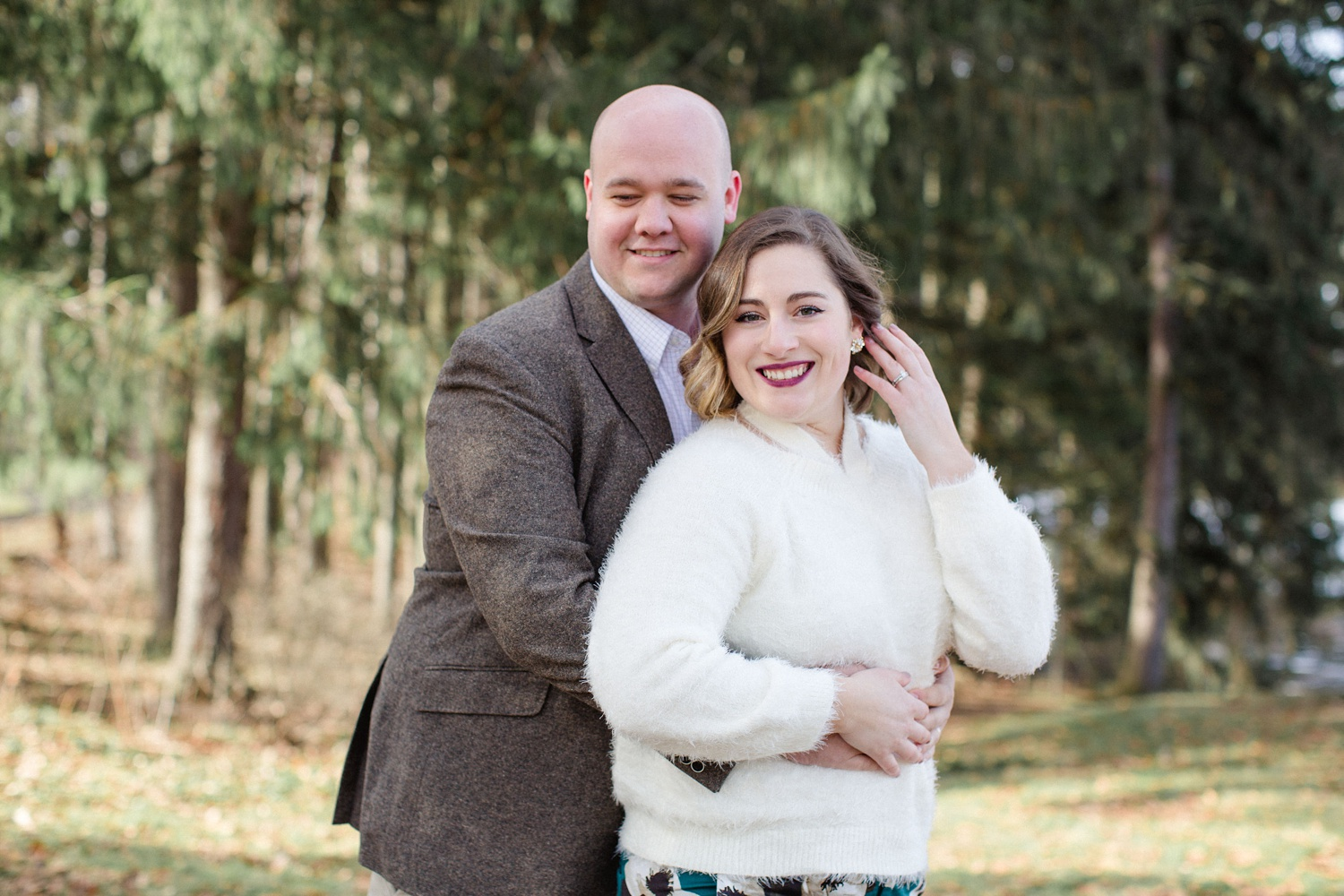 Clarks Summit PA Engagement Session Anniversary Photos_0015.jpg
