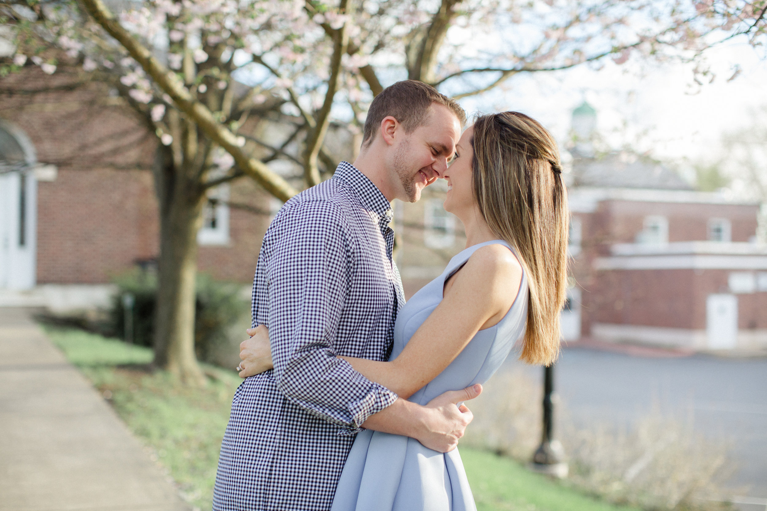 Waverly PA Engagement Session