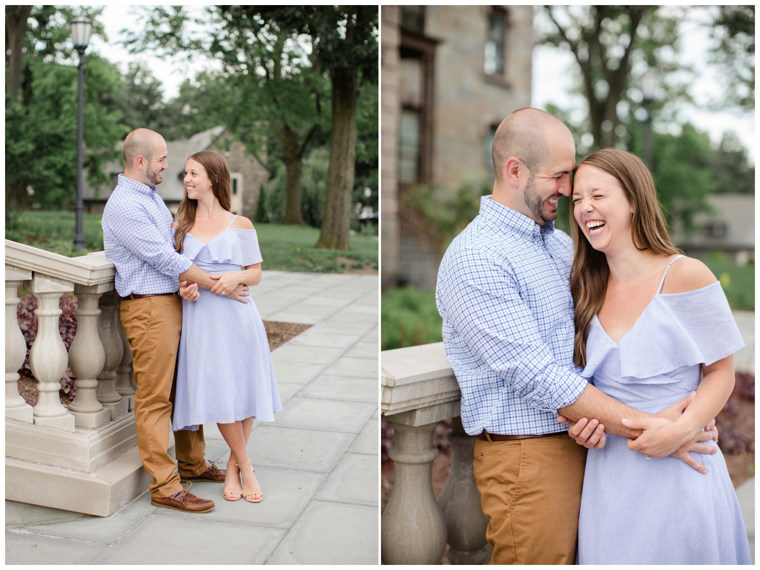 University of Scranton Engagement Photos_0010.jpg