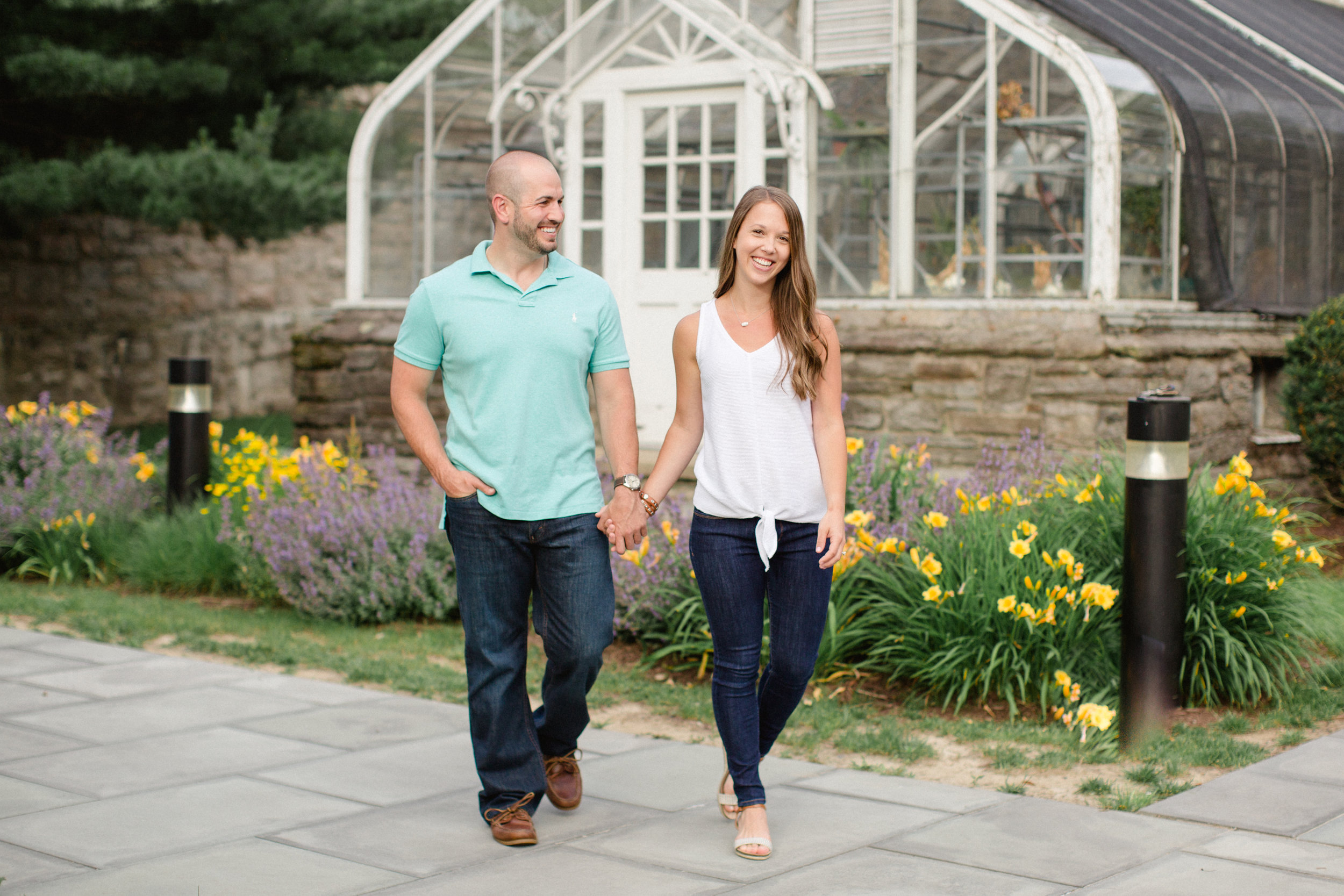 University of Scranton Engagement Session Photos_JDP-1.jpg