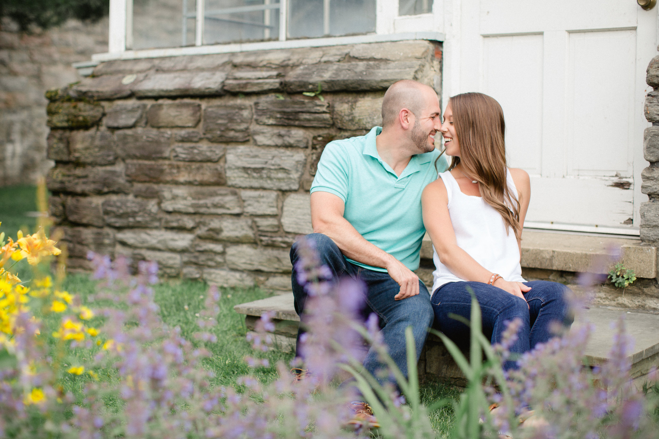 University of Scranton Engagement Session Photos_JDP-5.jpg