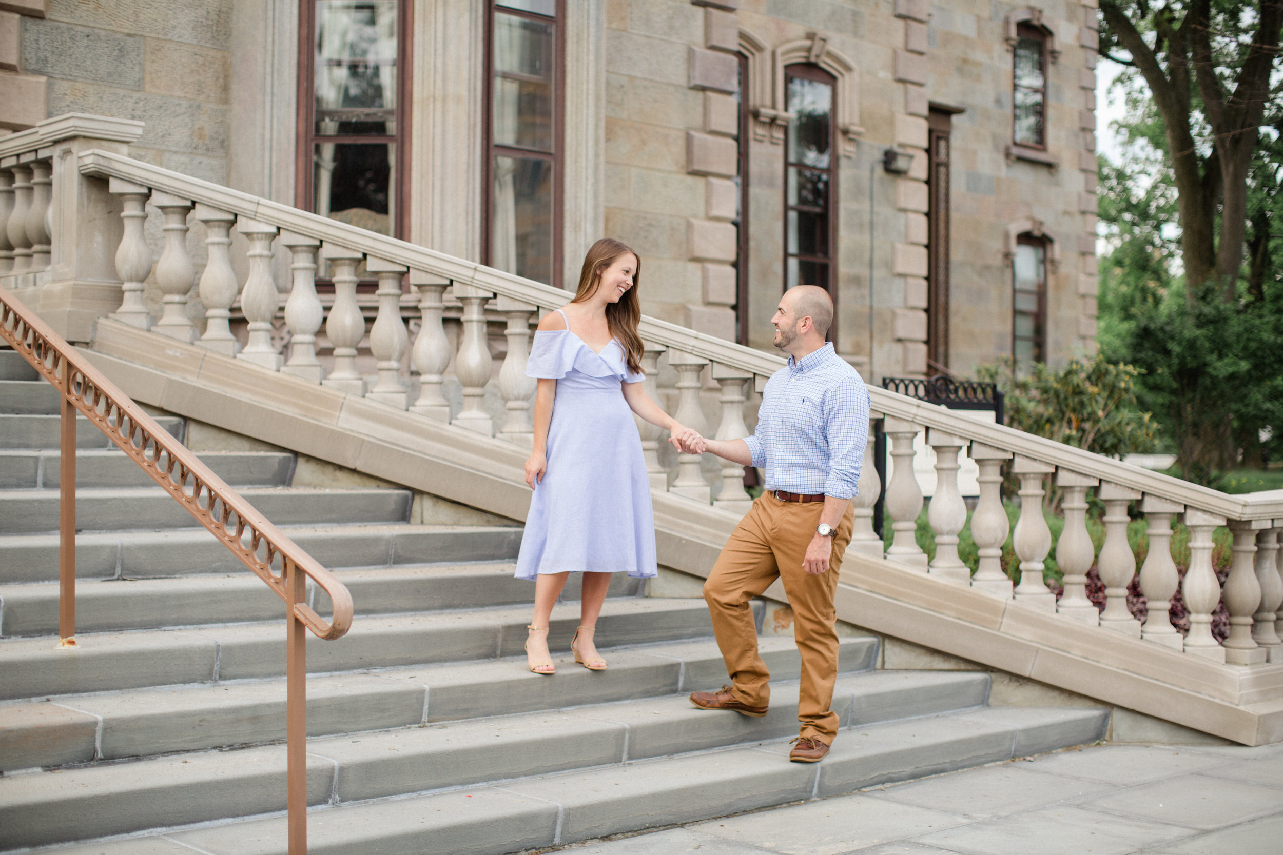 University of Scranton Engagement Session Photos_JDP-12.jpg