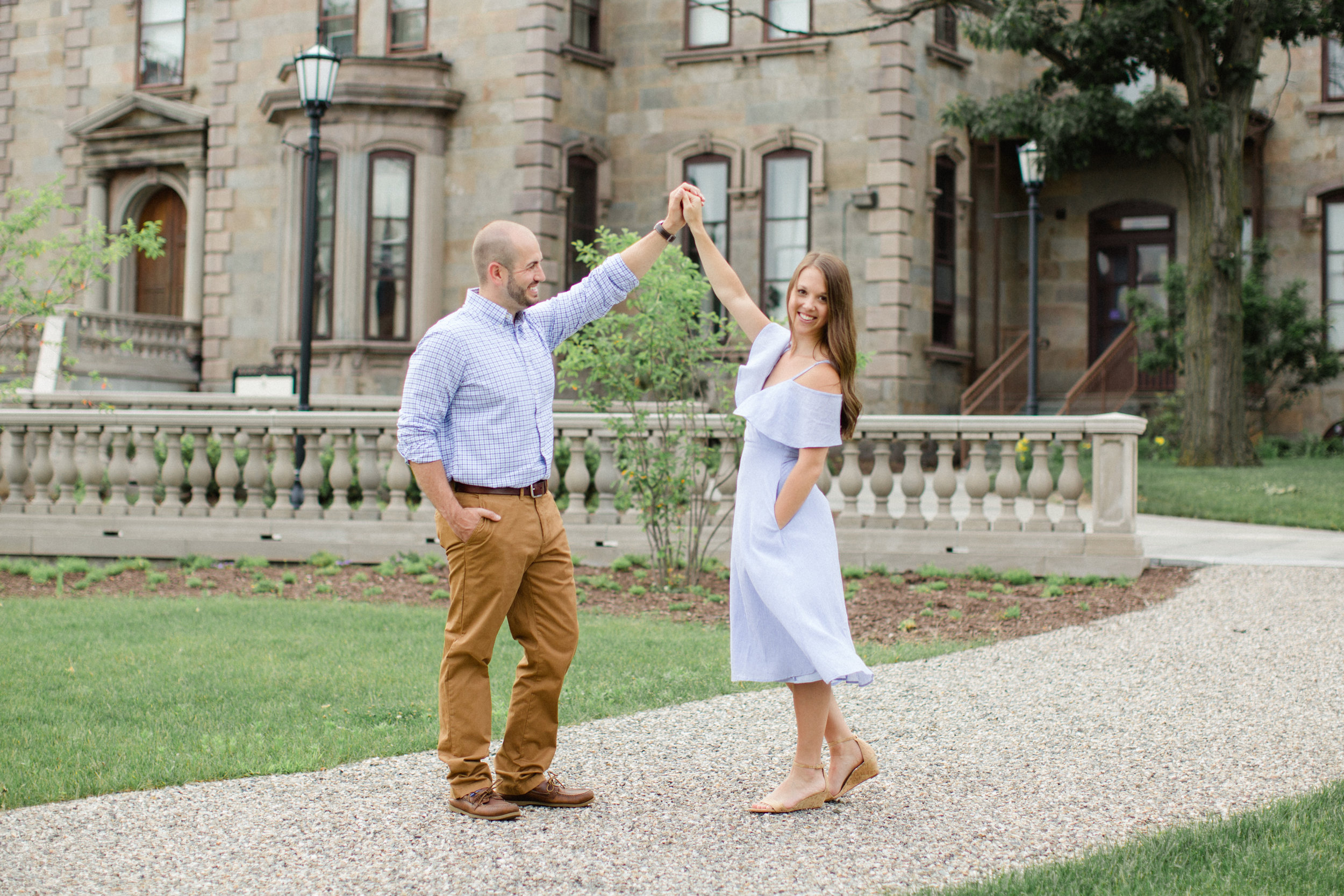 University of Scranton Engagement Session Photos_JDP-27.jpg