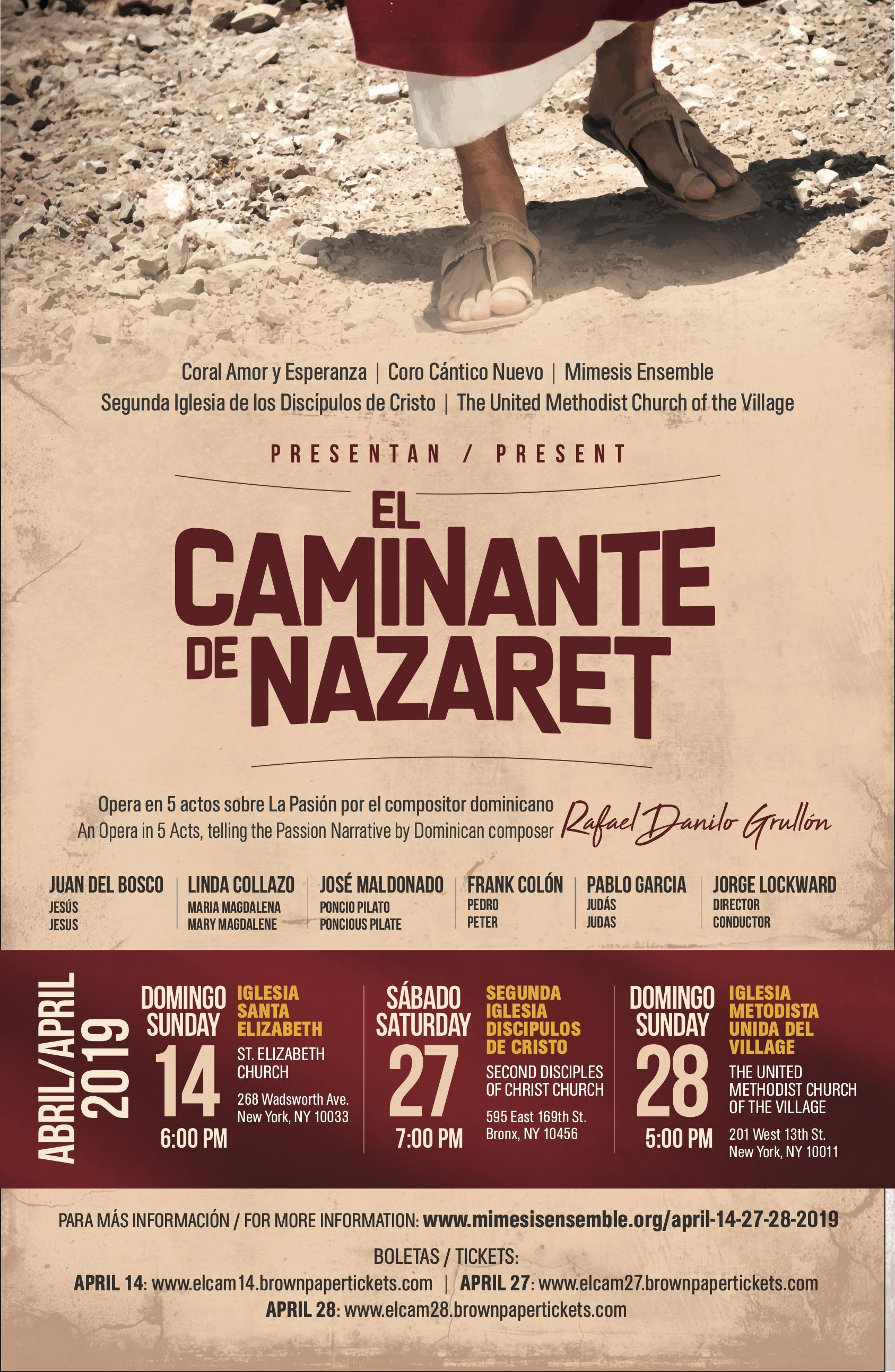 Poster El Caminante Cantico Nuevo 2019.jpg