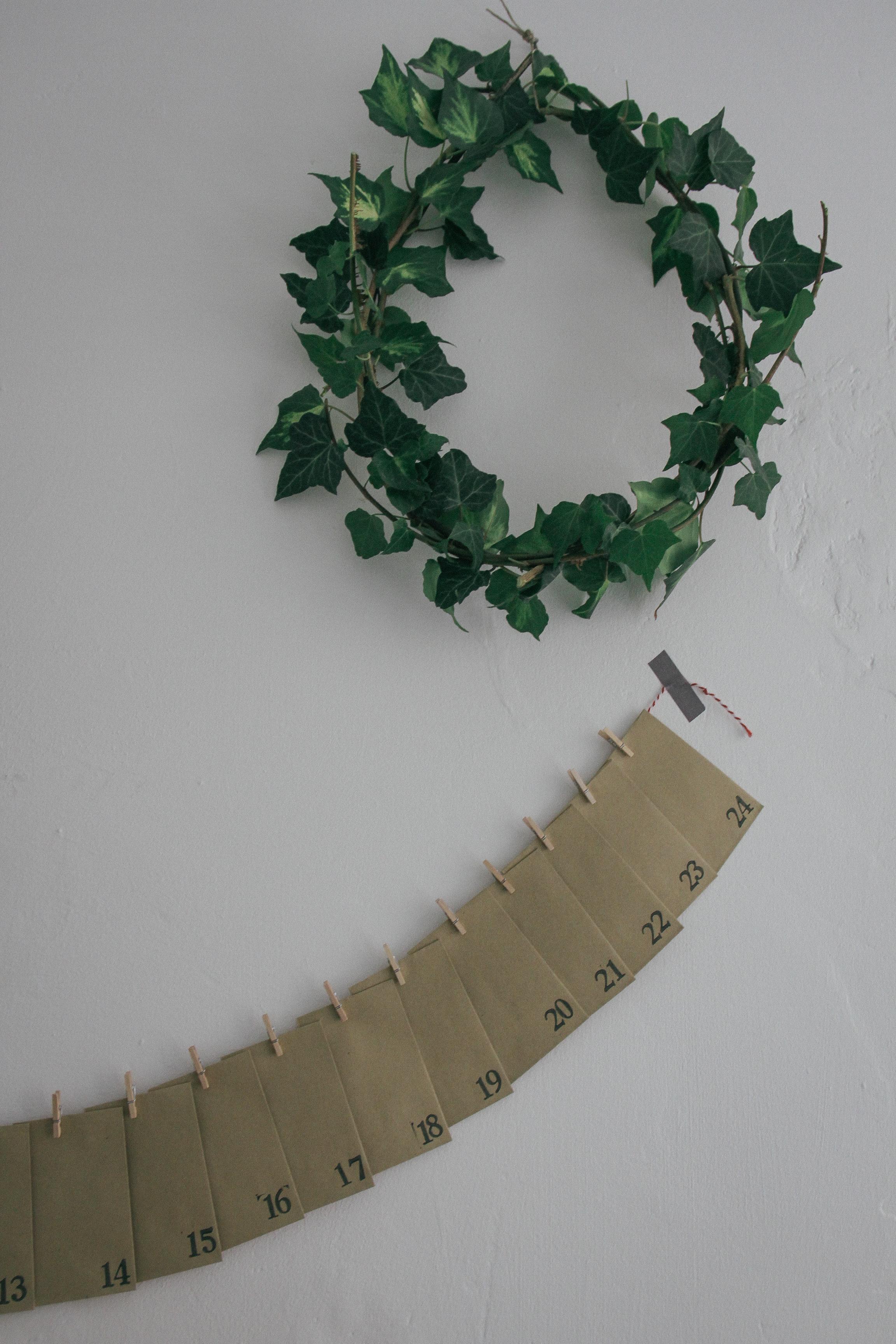 Christmas Advent calendar   carolyn carter