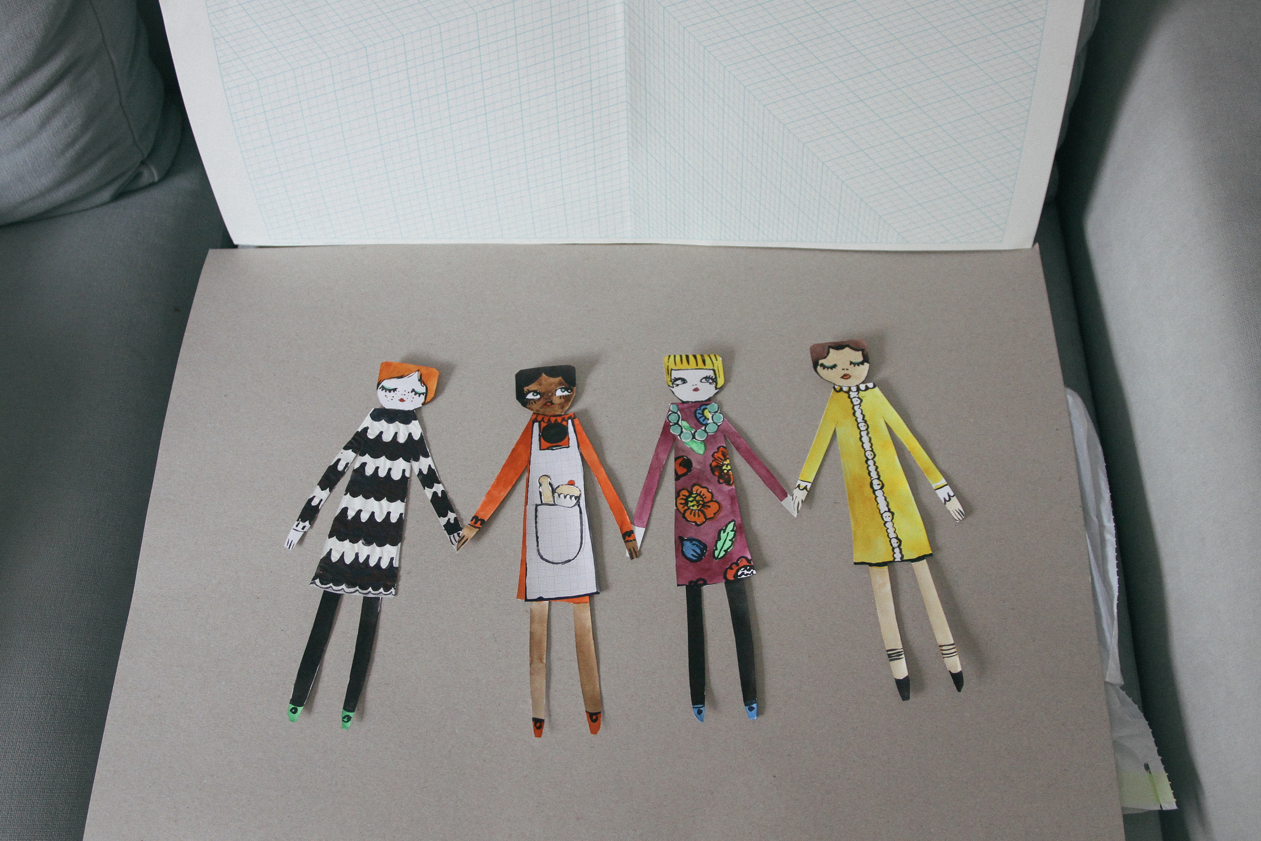 The Paperdolls Handmade Market | carolyn carter