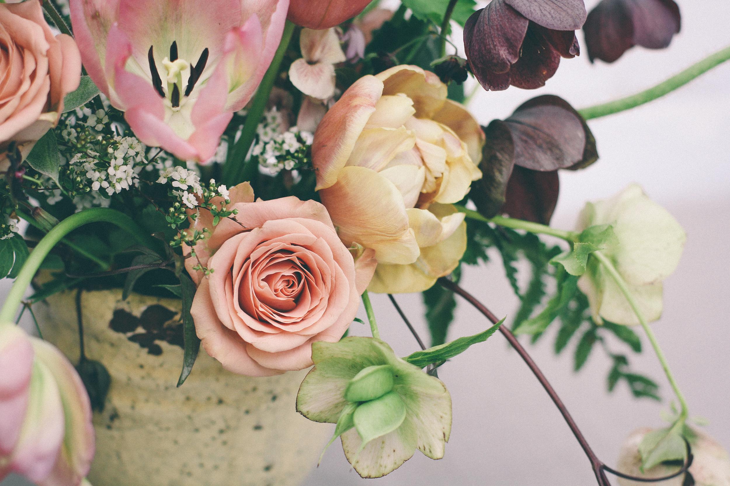 Florist - Pollen Floral Joy | photography by carolyn carter