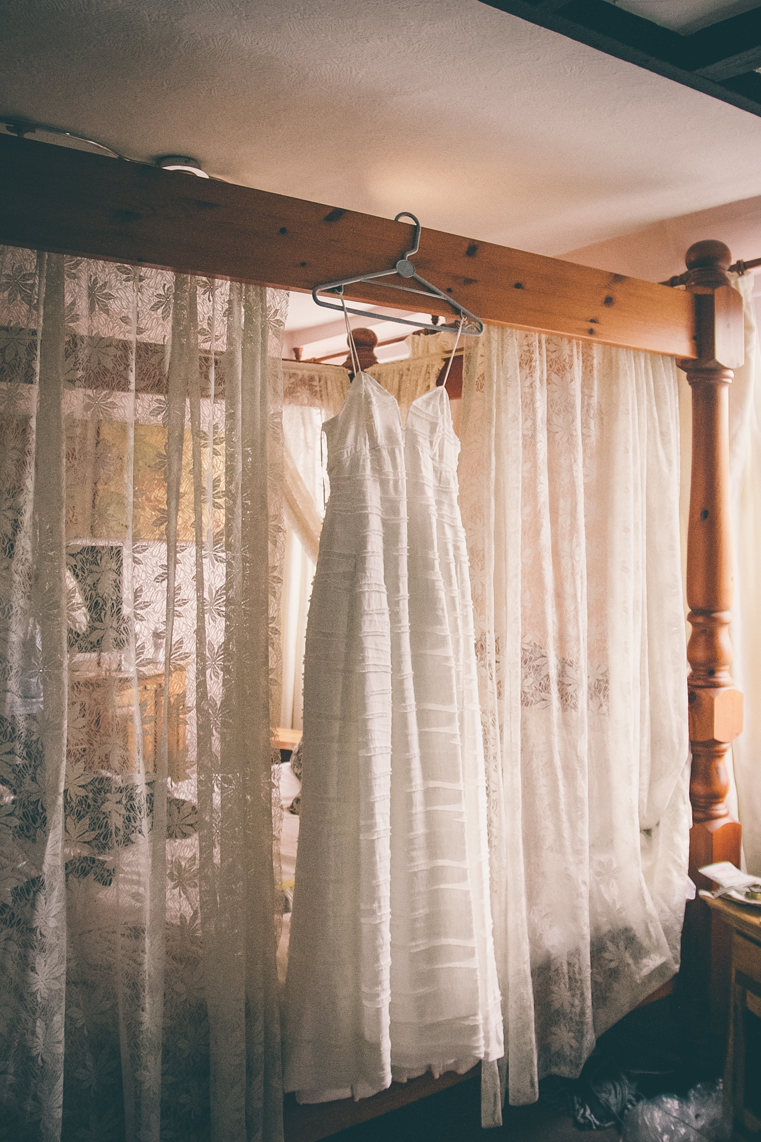Magical Forest Wedding - carolyn carter