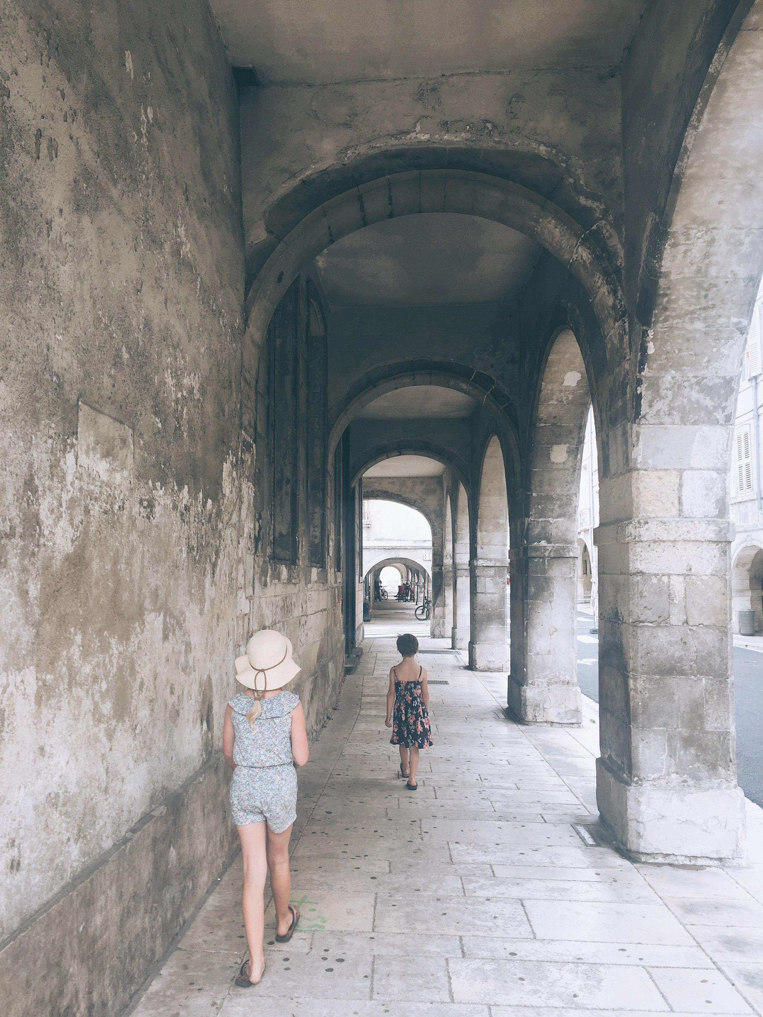 French Holiday  - Carolyn Carter blog