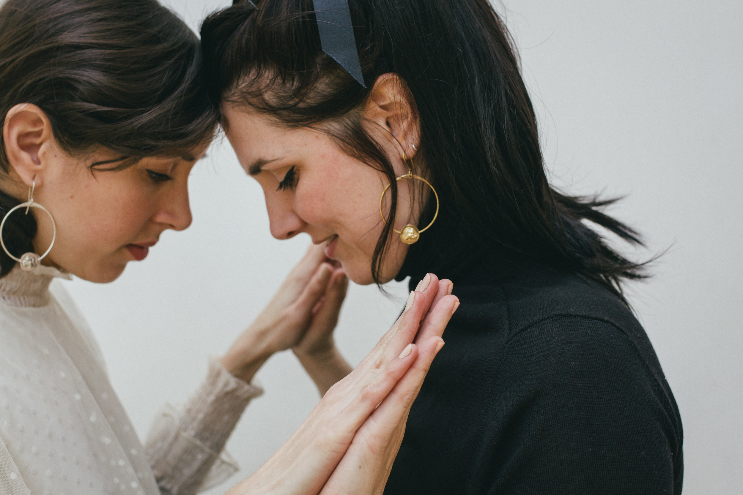 Mikaela Lyons Jewellery - Photography by Carolyn Carter