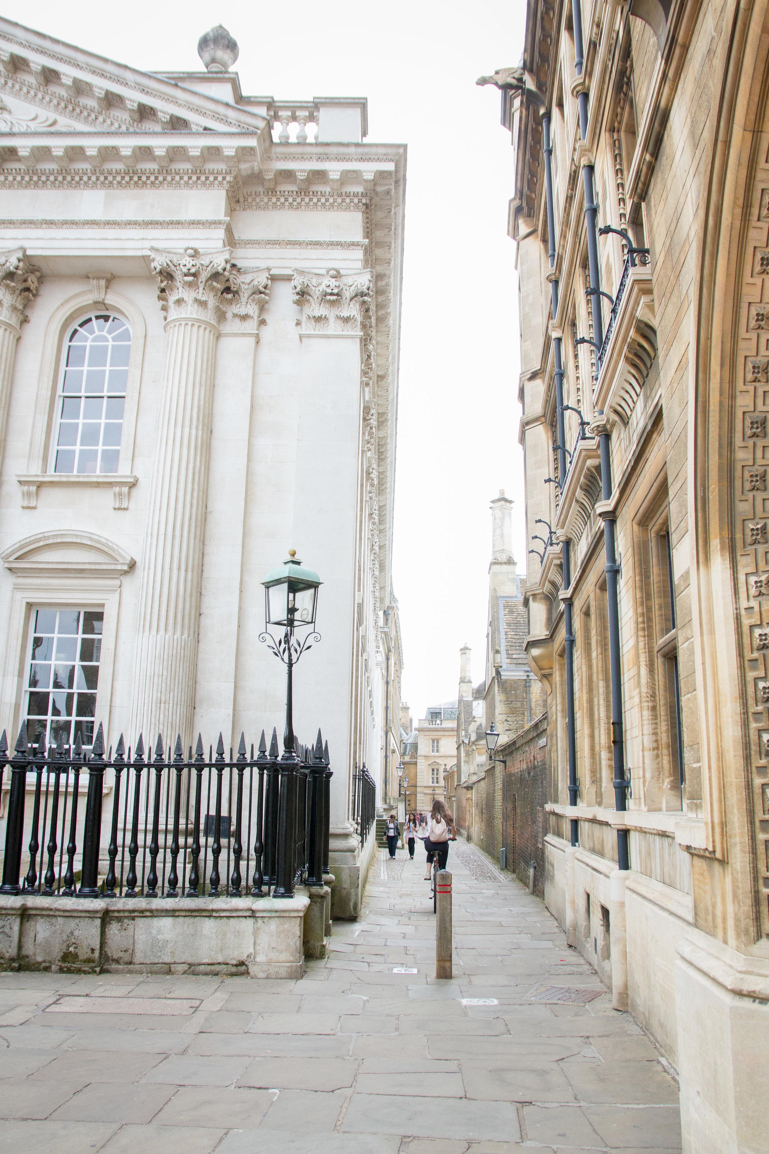 Cambridge - Carolyn Carter Blog