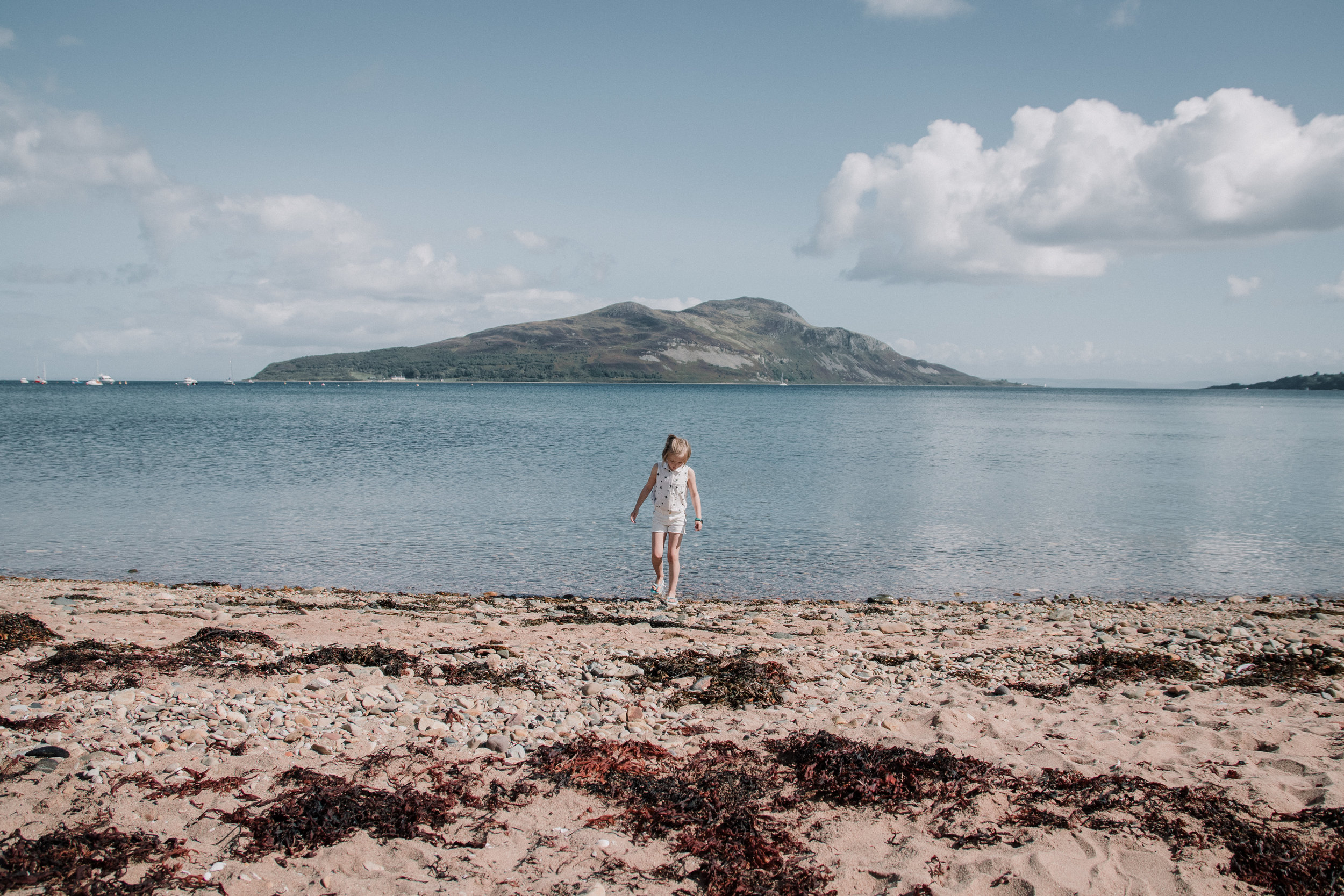 The Isle of Arran - Carolyn Carter blog