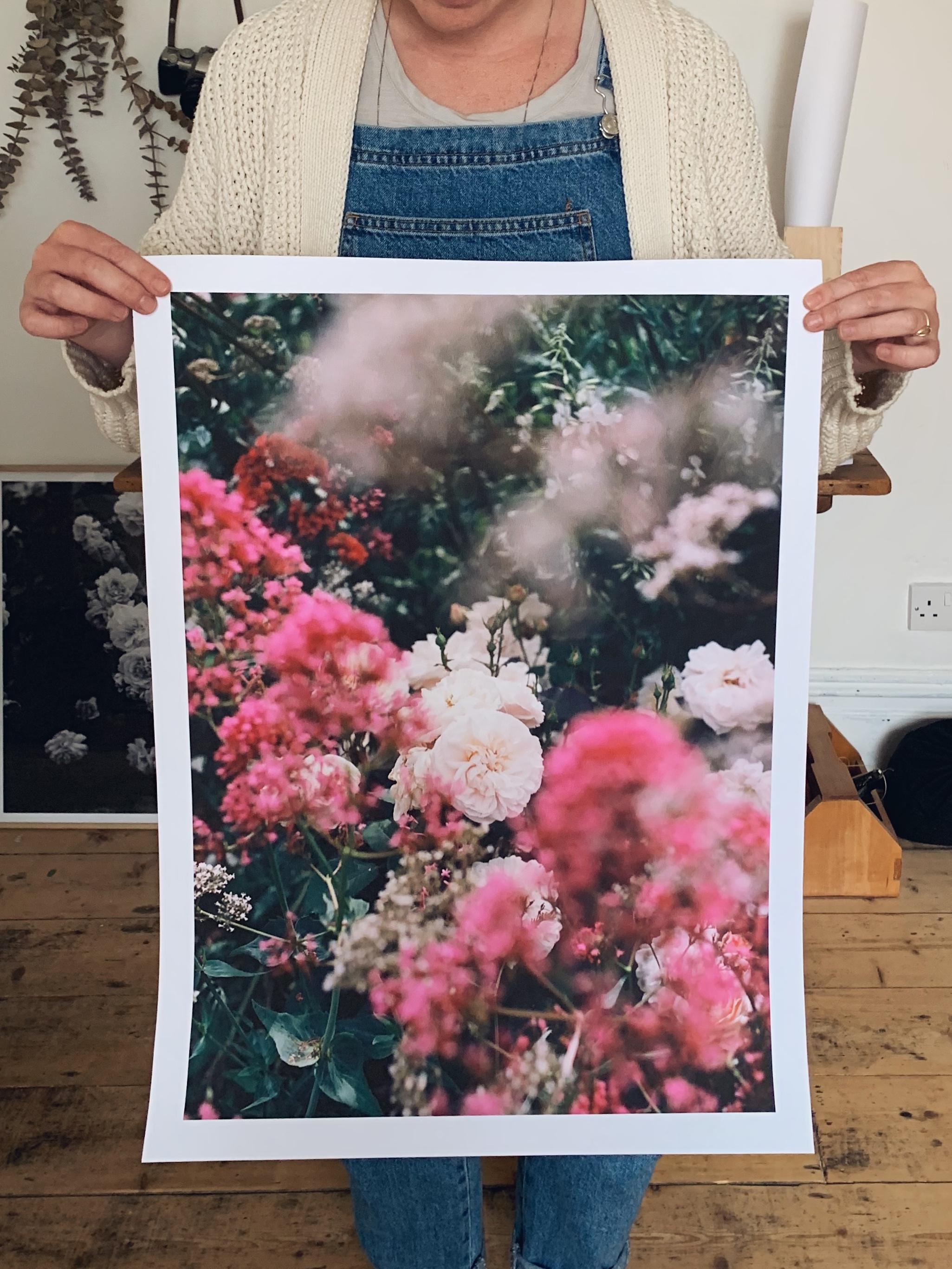 British Flower Week - photography by Carolyn Carter