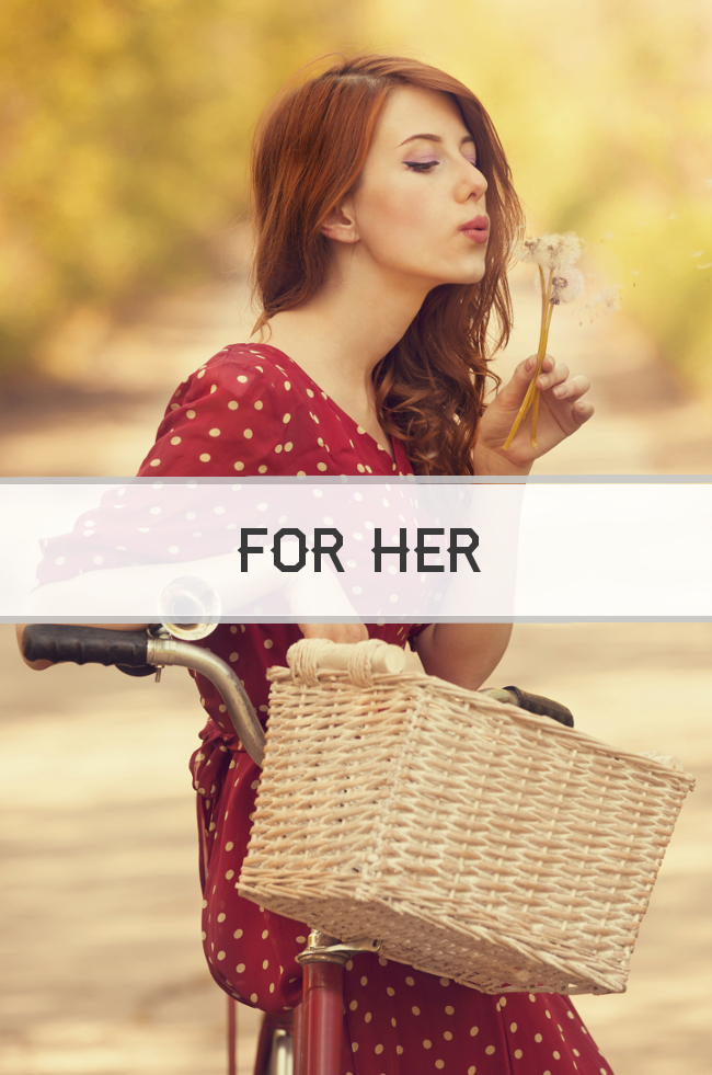 bicycles for her
