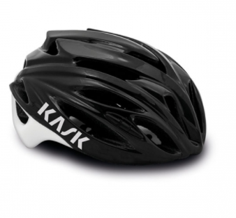 KASK RAPIDO BLACK                                   AED 357
