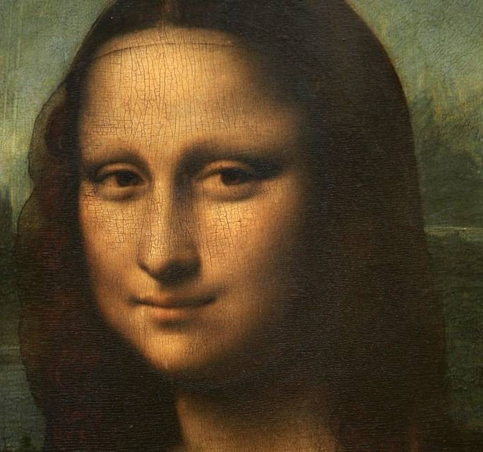 Sfumato - The technique is a fine shading meant to produce a soft transition between colours and tones, and also to create rich atmospheric effects. Leonardo da Vinci described the technique as blending colours, without the use of lines or borders