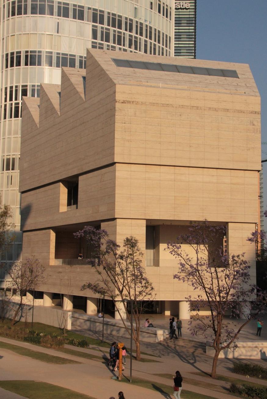 Museo Jumex - david chipperfield