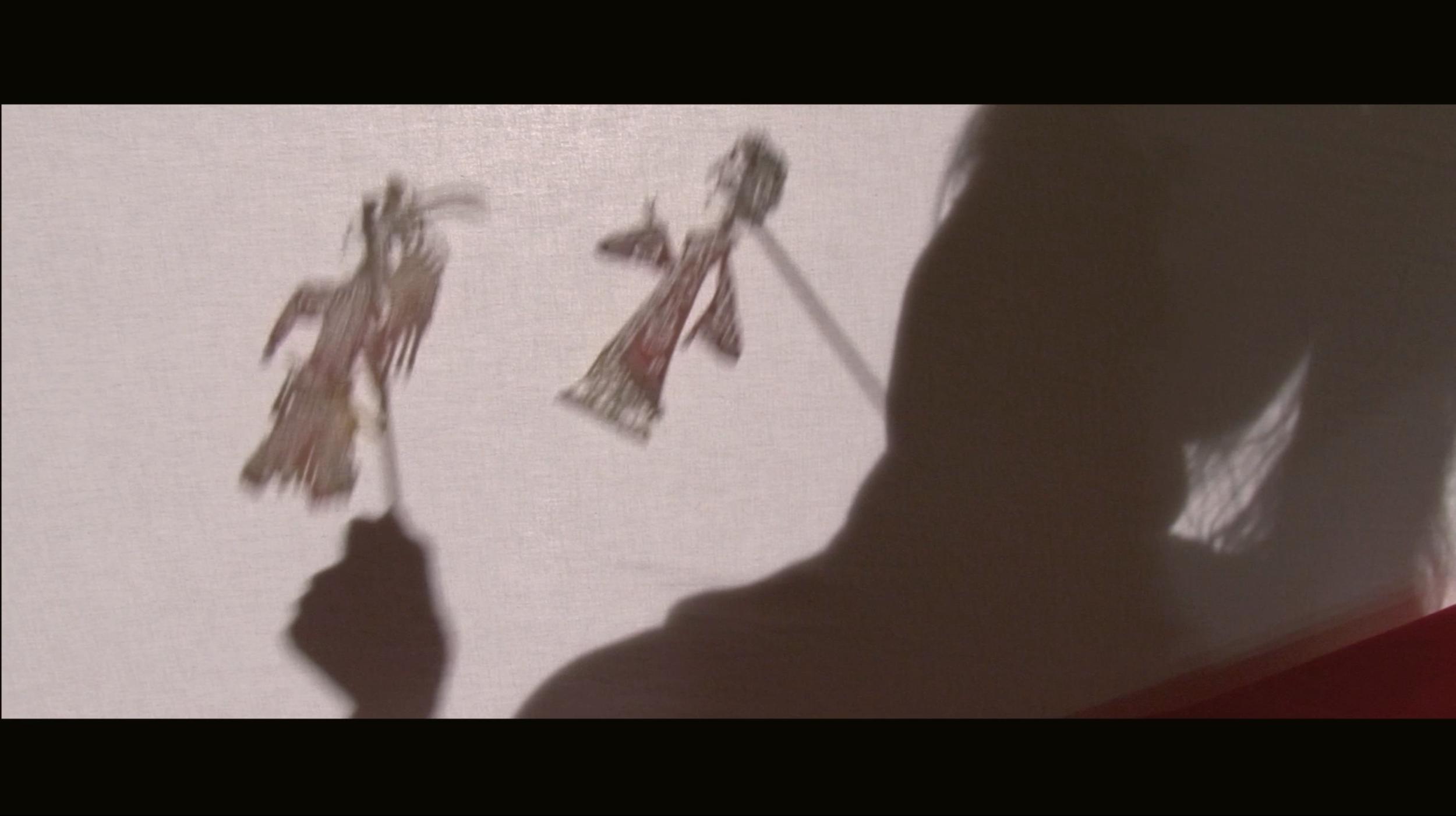 SHADOW GIRL  director, screenwriter, cinematographer, editor,producer.  music- 板胡; drum percussion from 张艺谋'91《大红灯笼高高挂》