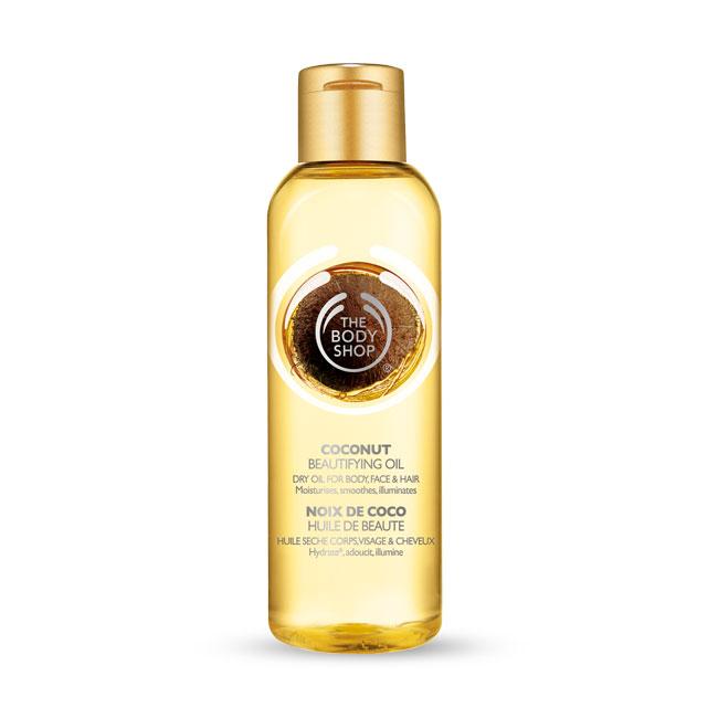 Body Shop Coconut Oil