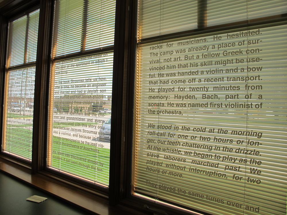 Kevin Haworth, Tama Public Library