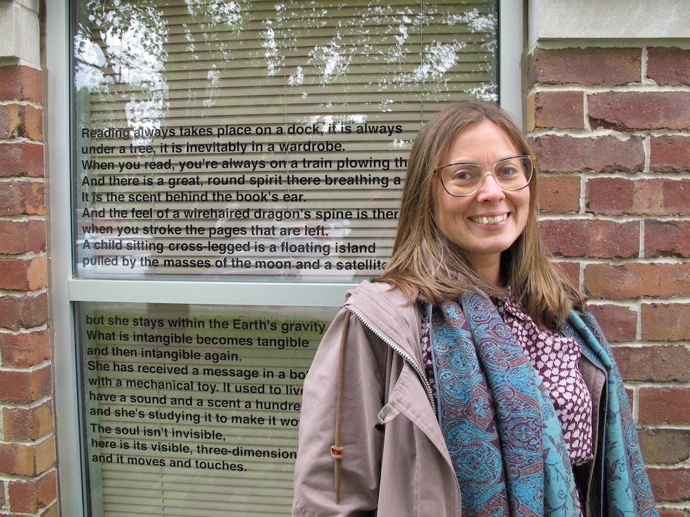 Pauliina Haasjoki, Knoxville Public Library