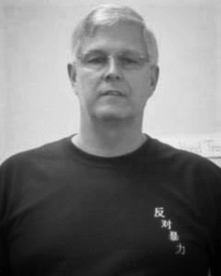Sifu Rick Crawford