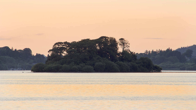 St Herbert's Island