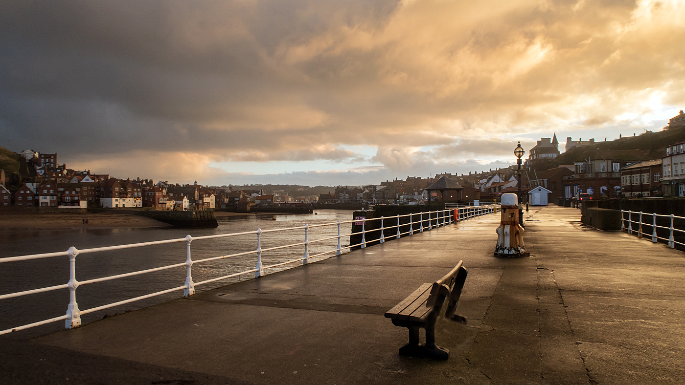 After the Storm: Whitby