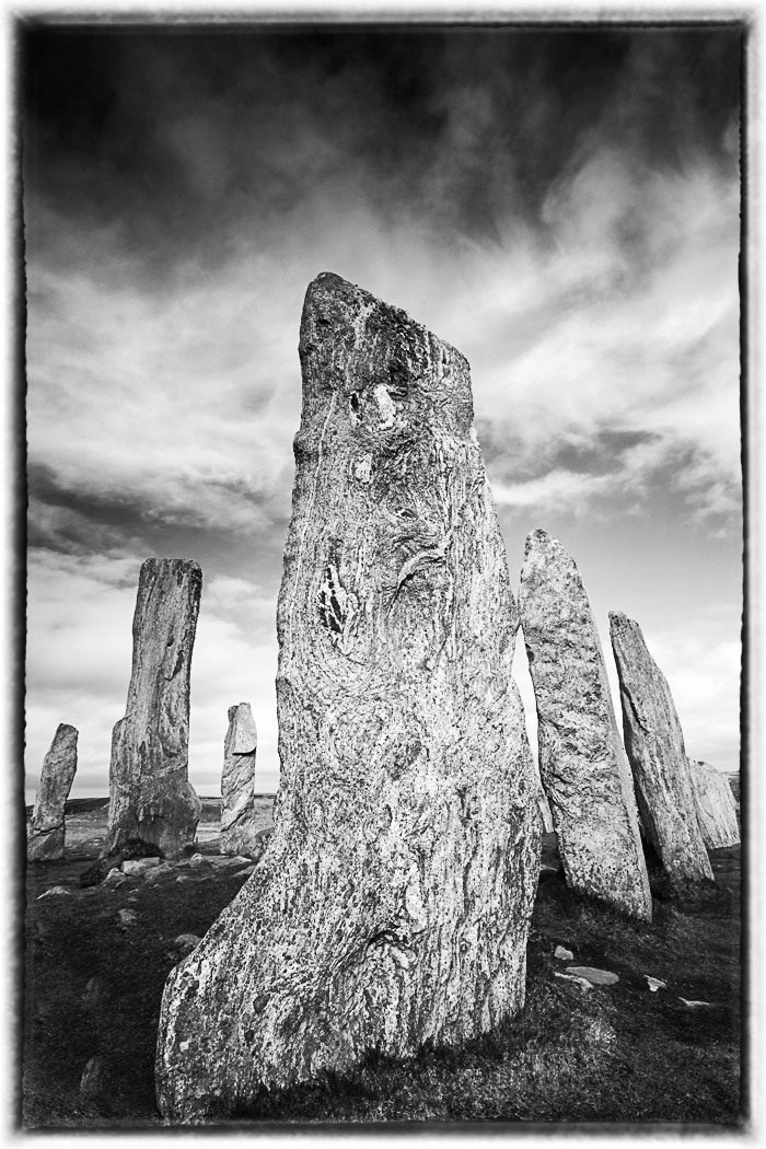 Standing Stone Detail