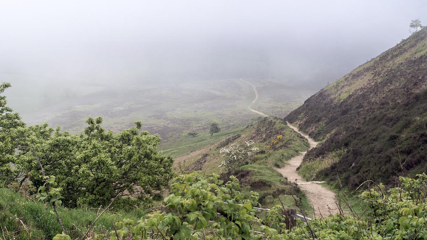 Misty Path Hole of Horcum
