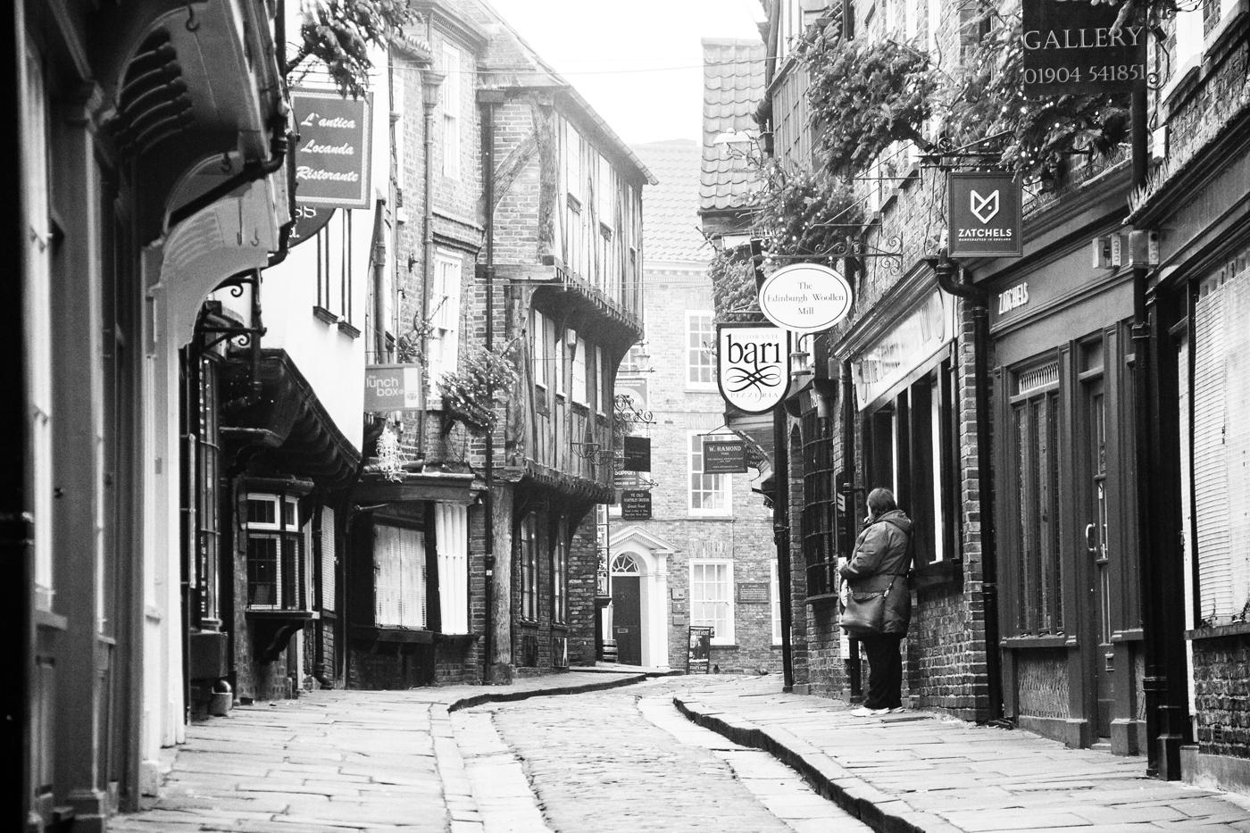 Shambles. York